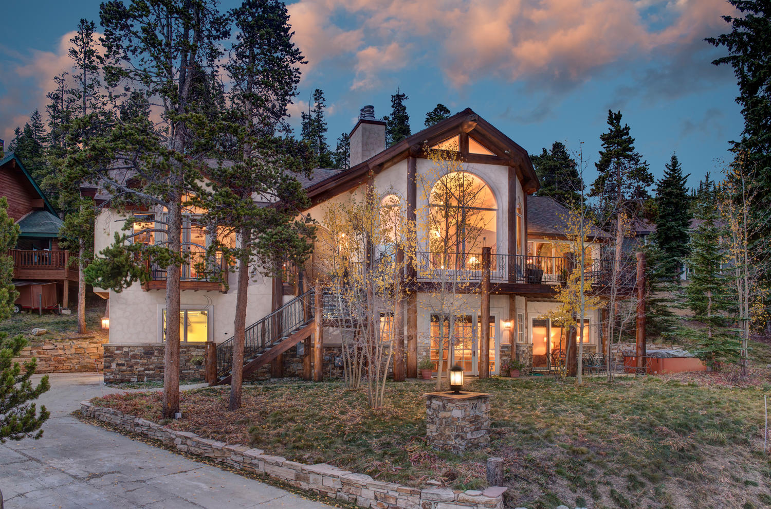 Single Family Home for Active at Woodmoor at Breckenridge 74 Uncle Sam Lode Road Breckenridge, Colorado 80424 United States