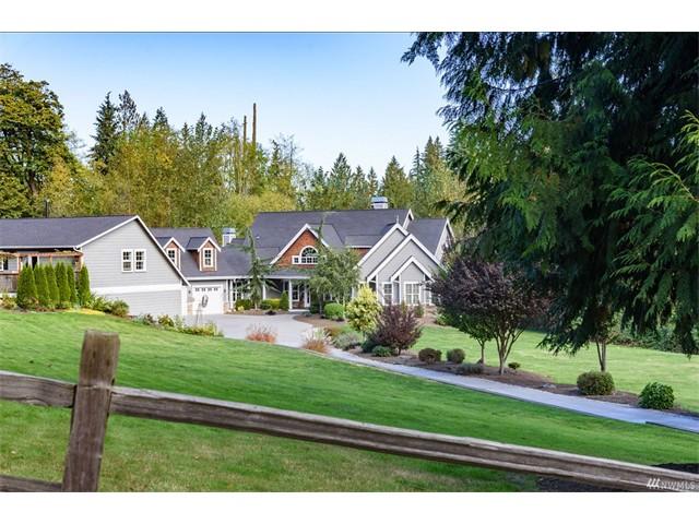 独户住宅 为 销售 在 Echo Lake Haven 16125 230th St SE 斯诺克密西, 华盛顿州, 98296 美国