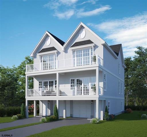 Single Family Homes 용 매매 에 Ventnor, 뉴저지 08406 미국