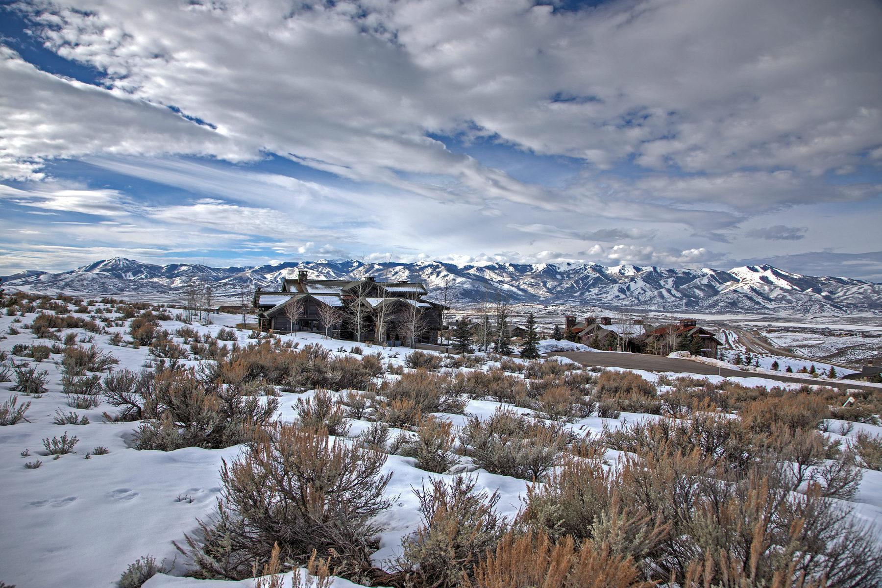 Земля для того Продажа на Big Views, Easy Access, West Hills Prestige 2647 E Silverberry Ct Lot 45 Park City, Юта, 84098 Соединенные Штаты