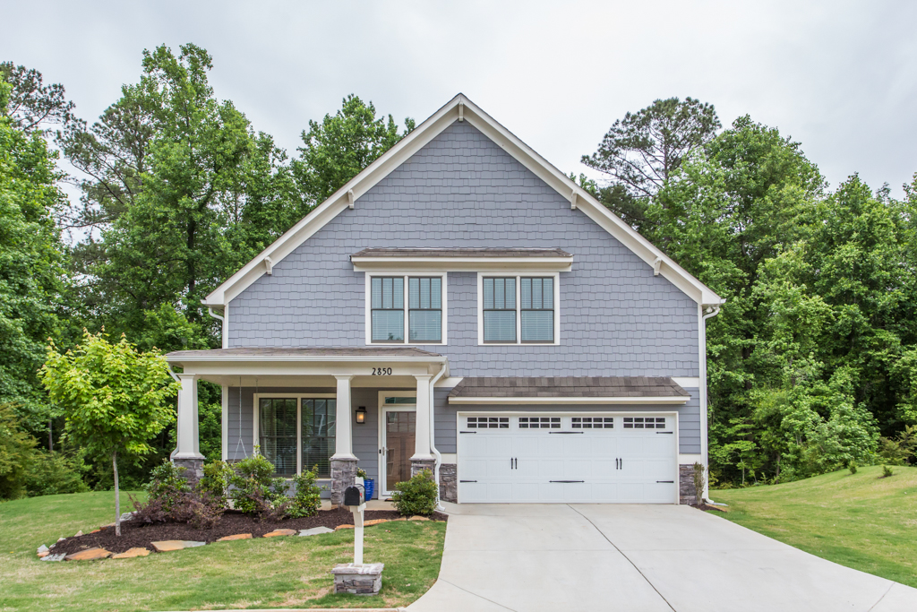 Single Family Home for Sale at Impeccable and Practically New in Eastside Walk 2850 Silver Hill Terrace SE Atlanta, Georgia 30316 United States