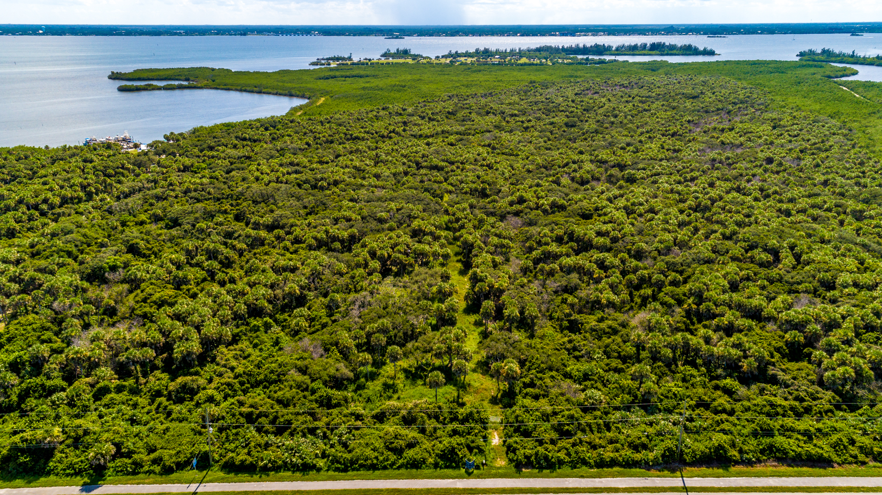 Land for Sale at Beautiful Homesite Near Beaches 9454 S. Highway A1A Melbourne Beach, Florida 32951 United States