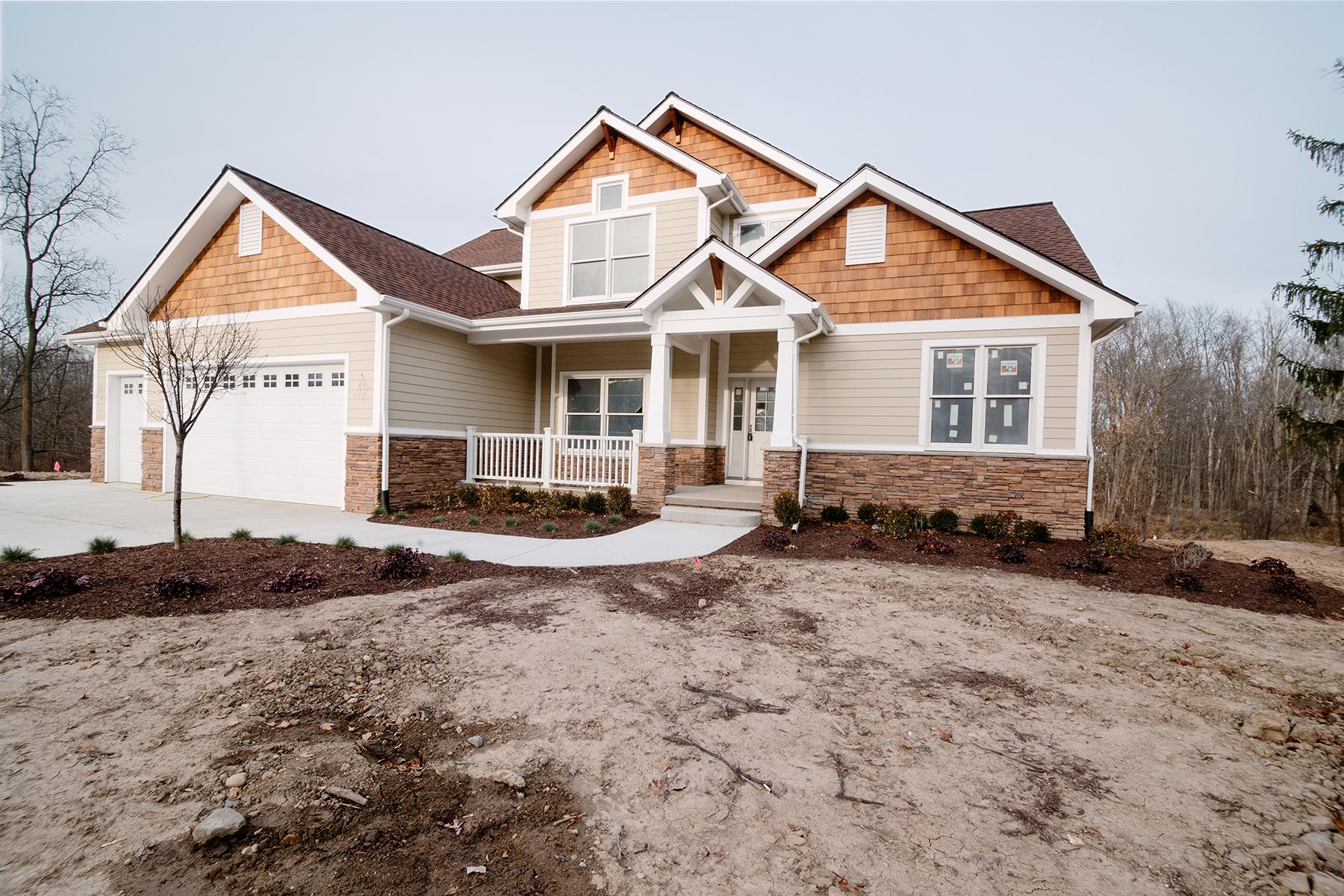 独户住宅 为 销售 在 Salem Township 5507 7 Mile Road South Lyon, 密歇根州, 48178 美国