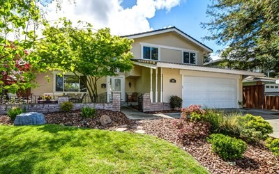 Single Family Home for Sale at Suffolk Way 4058 Suffolk Way Pleasanton, California 94588 United States