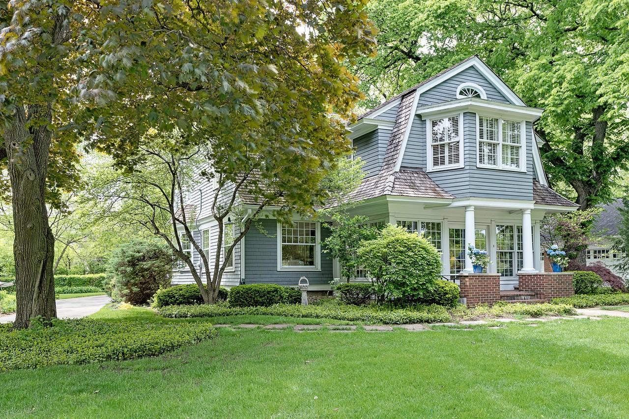 Maison unifamiliale pour l Vente à 206 N. Monroe Street Hinsdale, Illinois, 60521 États-Unis