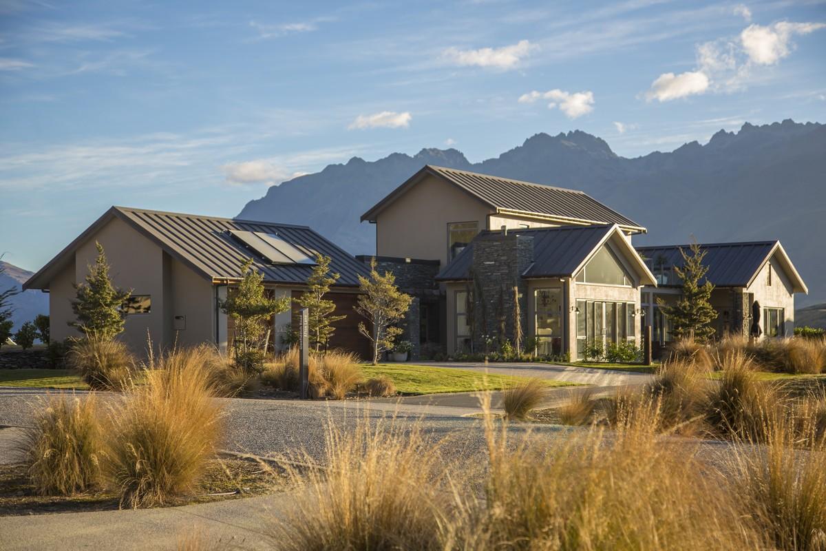 Частный односемейный дом для того Продажа на 1 Afton Lane, Jack's Point Queenstown, Отаго, Новая Зеландия