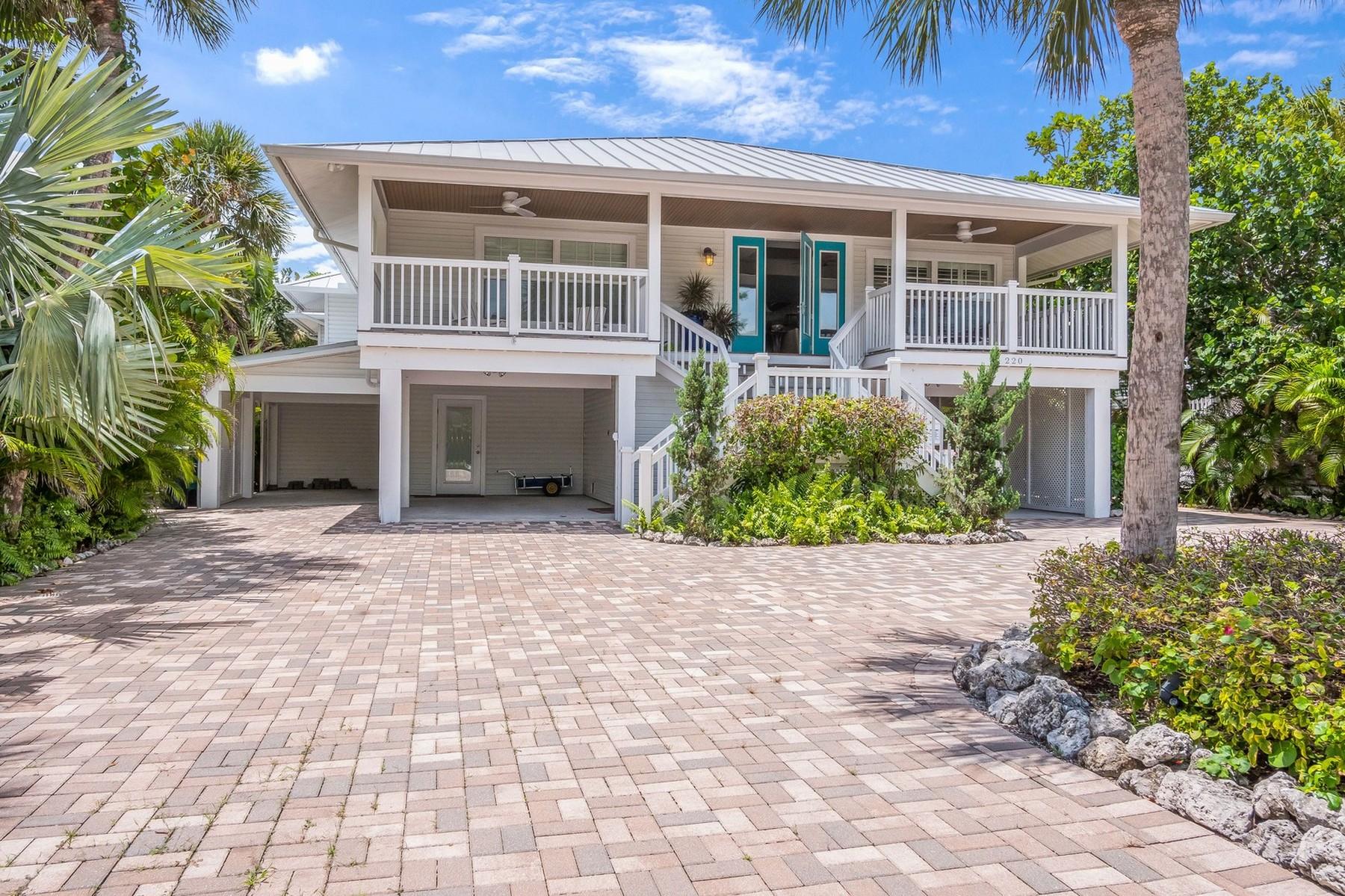 Single Family Home for Sale at 220 Seabreeze 220 Seabreeze Boca Grande, Florida 33921 United States