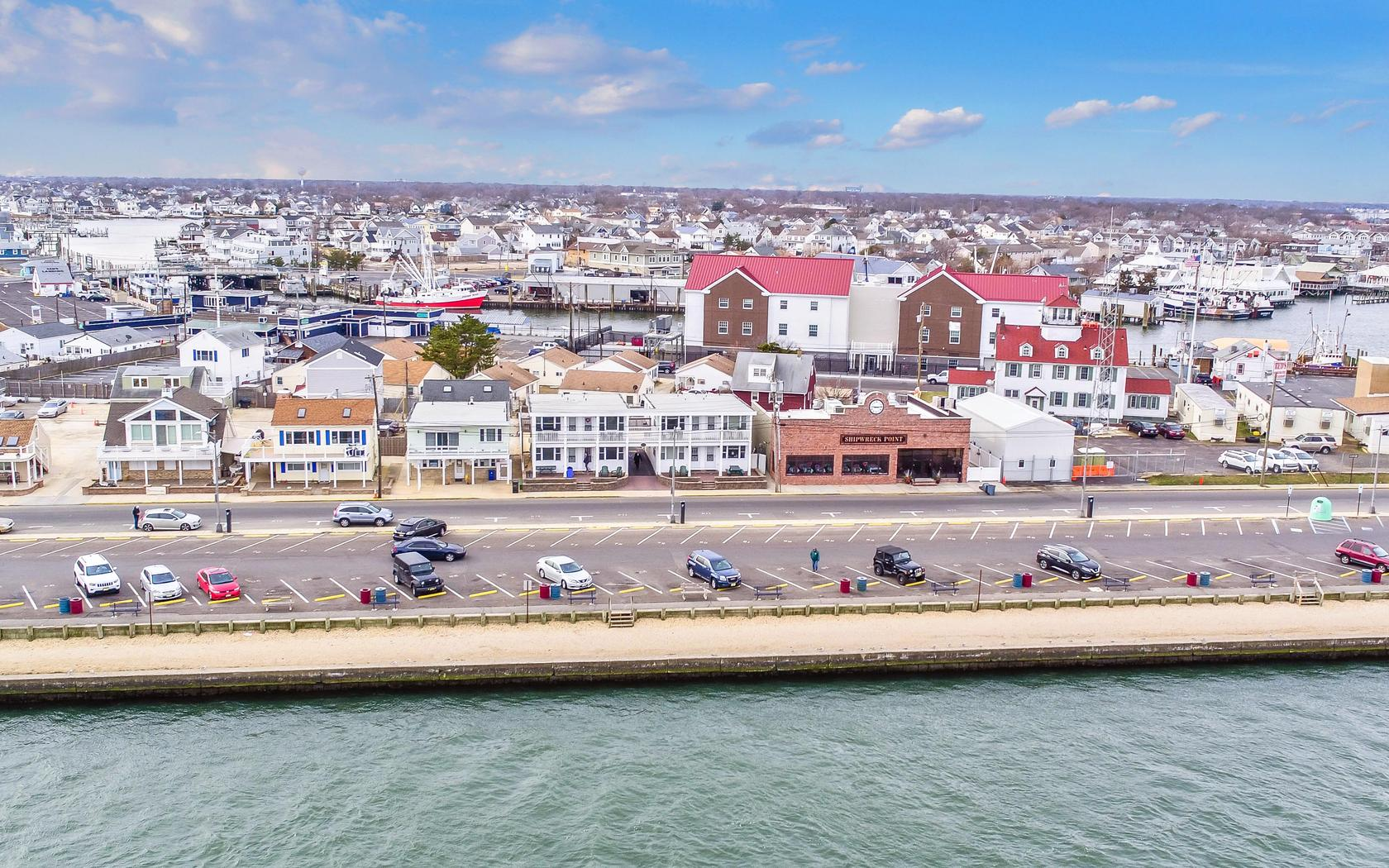 Condominium for Sale at Serene Waterfront Condo 16-18 Inlet Dr 7 Point Pleasant Beach, New Jersey 08742 United States