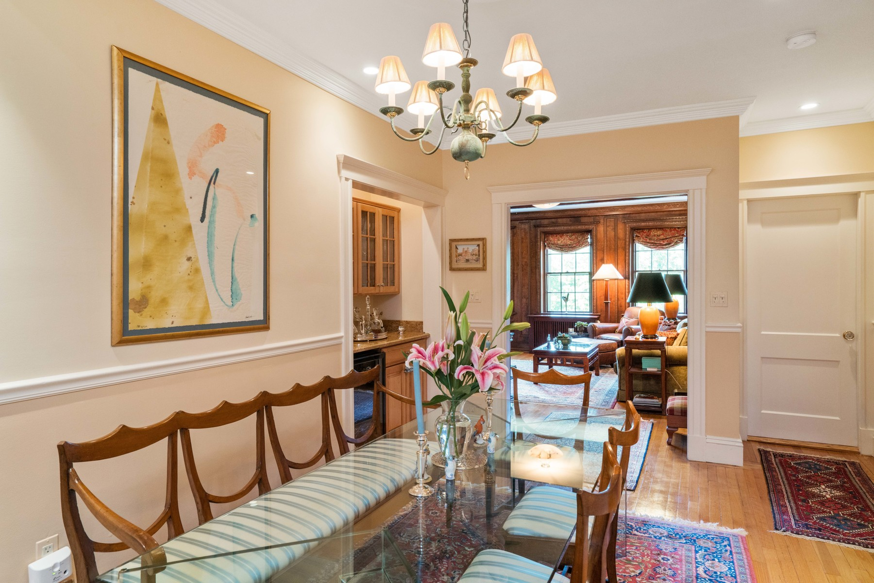sales property at A Rare Treasure In The Heart Of Back Bay