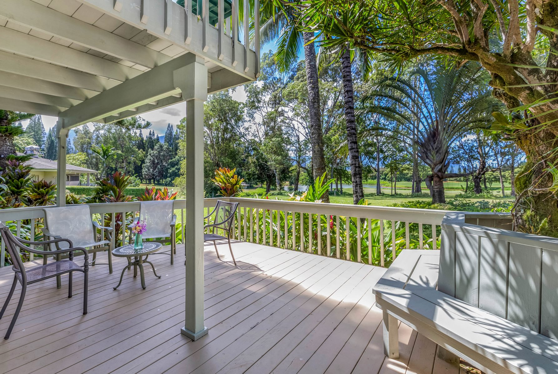 獨棟家庭住宅 為 出售 在 4170 Kalani Place 4170 Kalani Place Princeville, 夏威夷 96722 美國