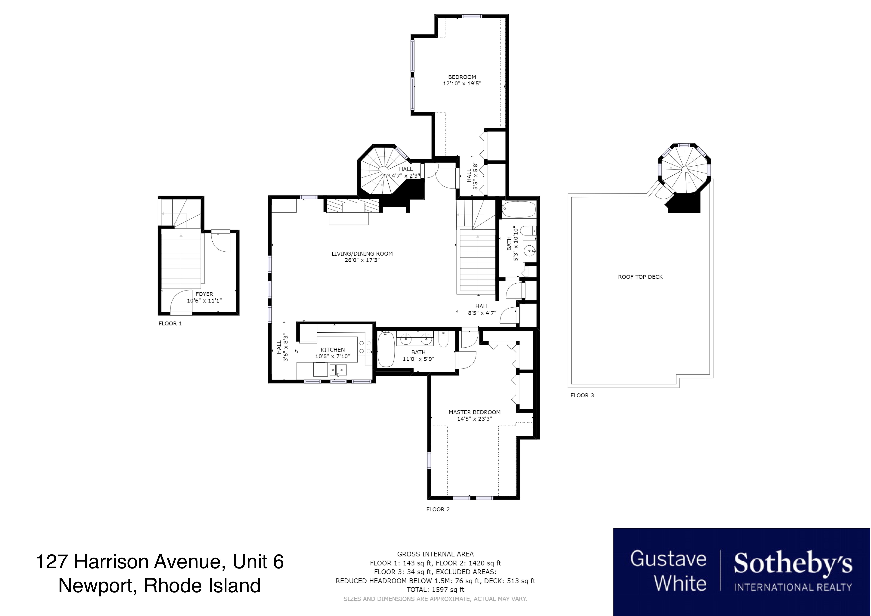 Condominiums for Sale at Beechbound 127 Harrison Avenue, 6 Newport, Rhode Island 02840 United States