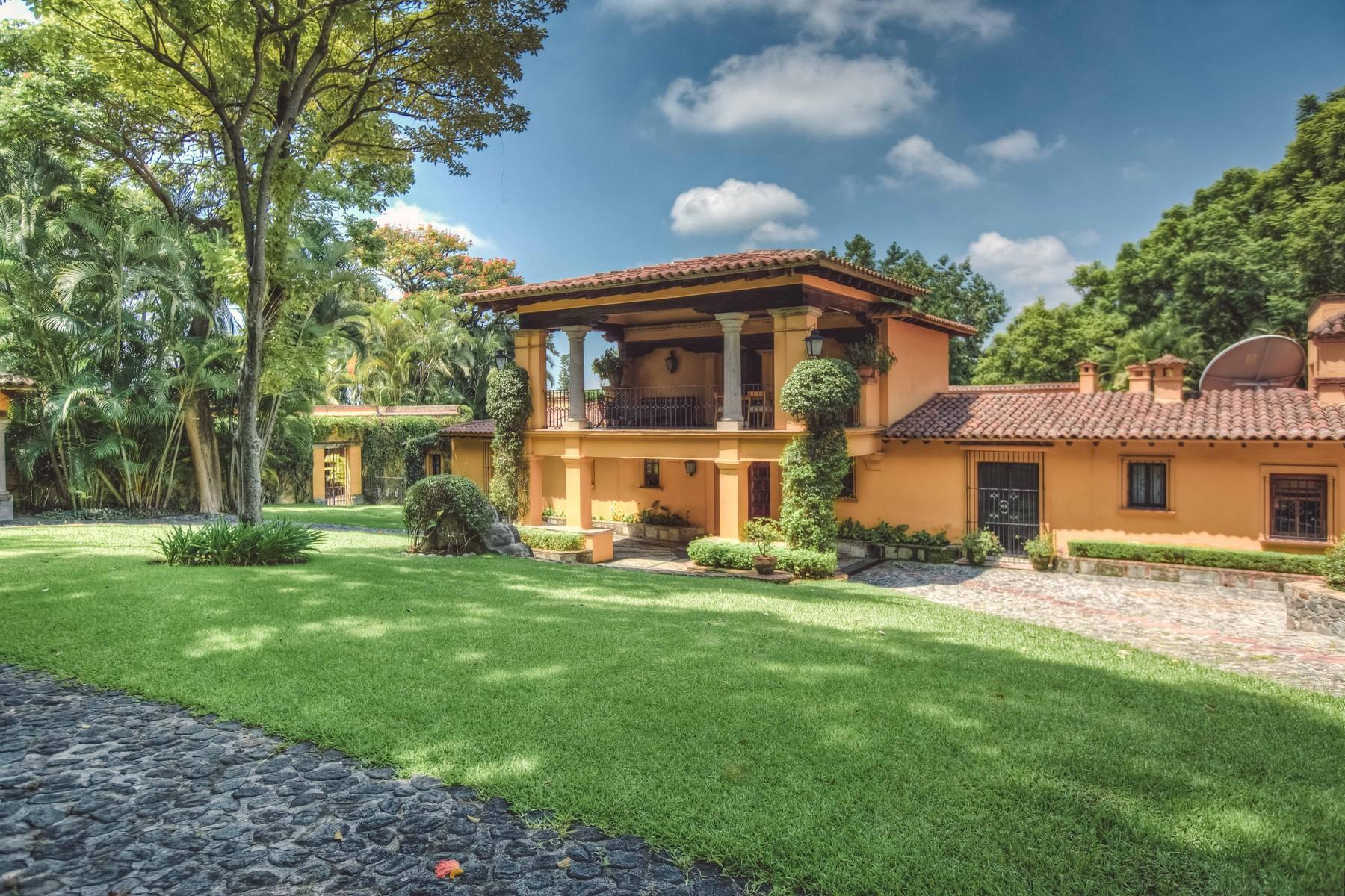 Quinta Toscana, Cuernavaca