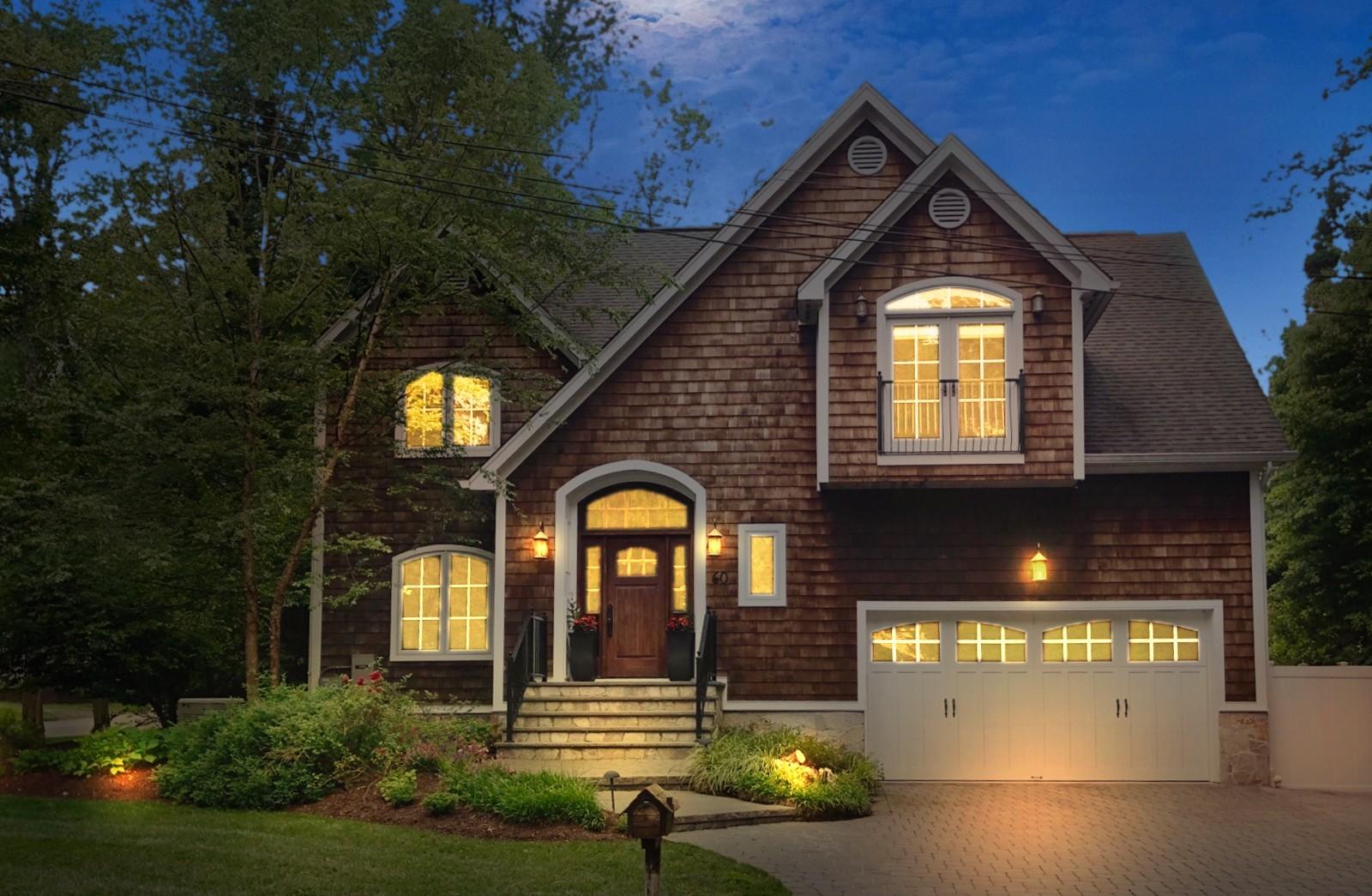 Casa para uma família para Venda às Custom Built Home 60 Julia St, Closter, Nova Jersey 07624 Estados Unidos