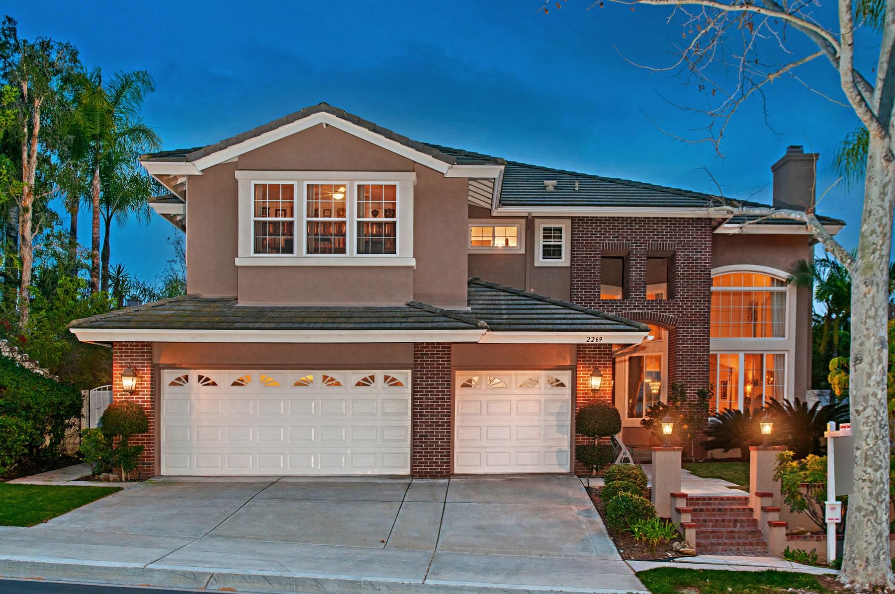 Maison unifamiliale pour l Vente à 2269 Old Ranch Road Escondido, Californie, 92027 États-Unis