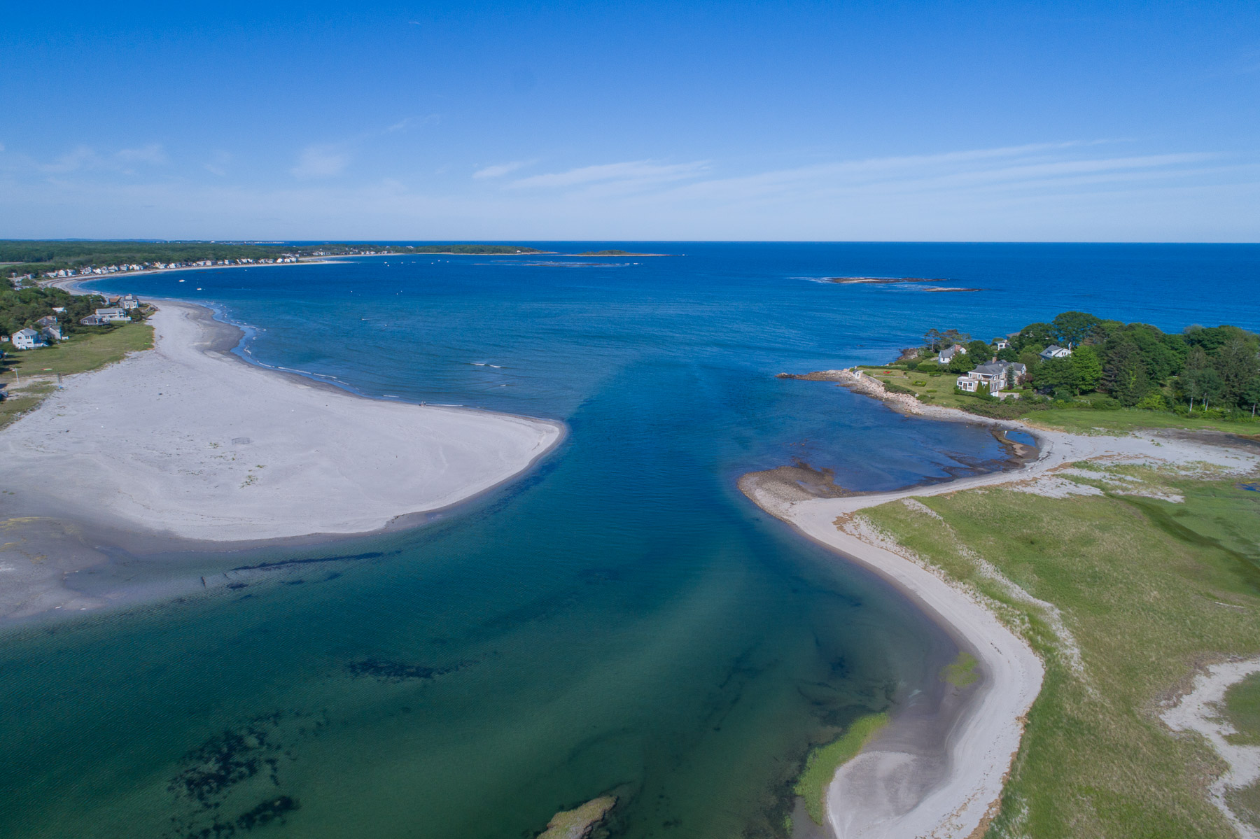 Single Family Home for Sale at 132 Marshall Point Road Kennebunkport, Maine, 04046 United States