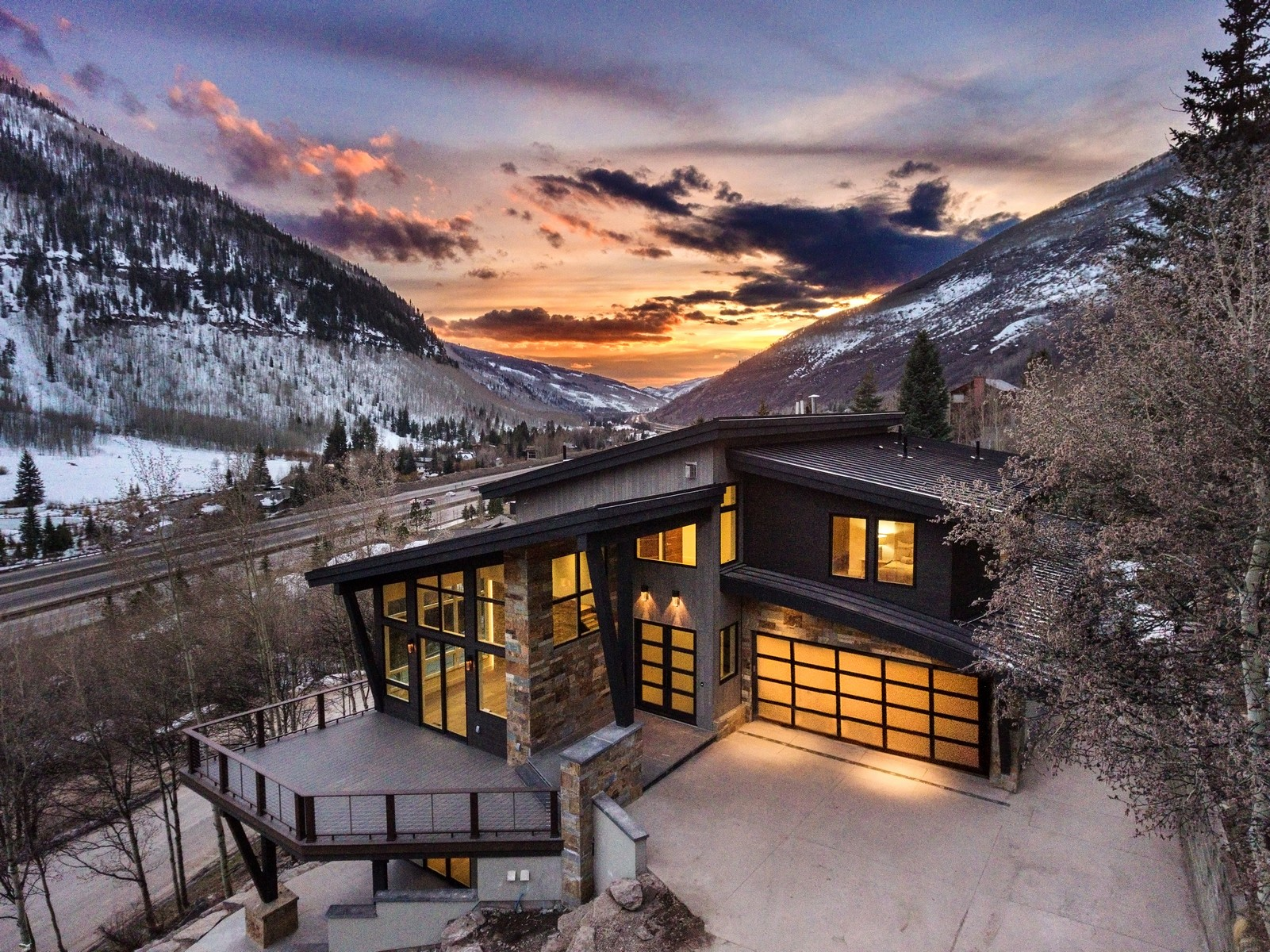 Duplex for Sale at New Construction in Vail 3235 Katsos Ranch Rd Vail, Colorado, 81657 United States