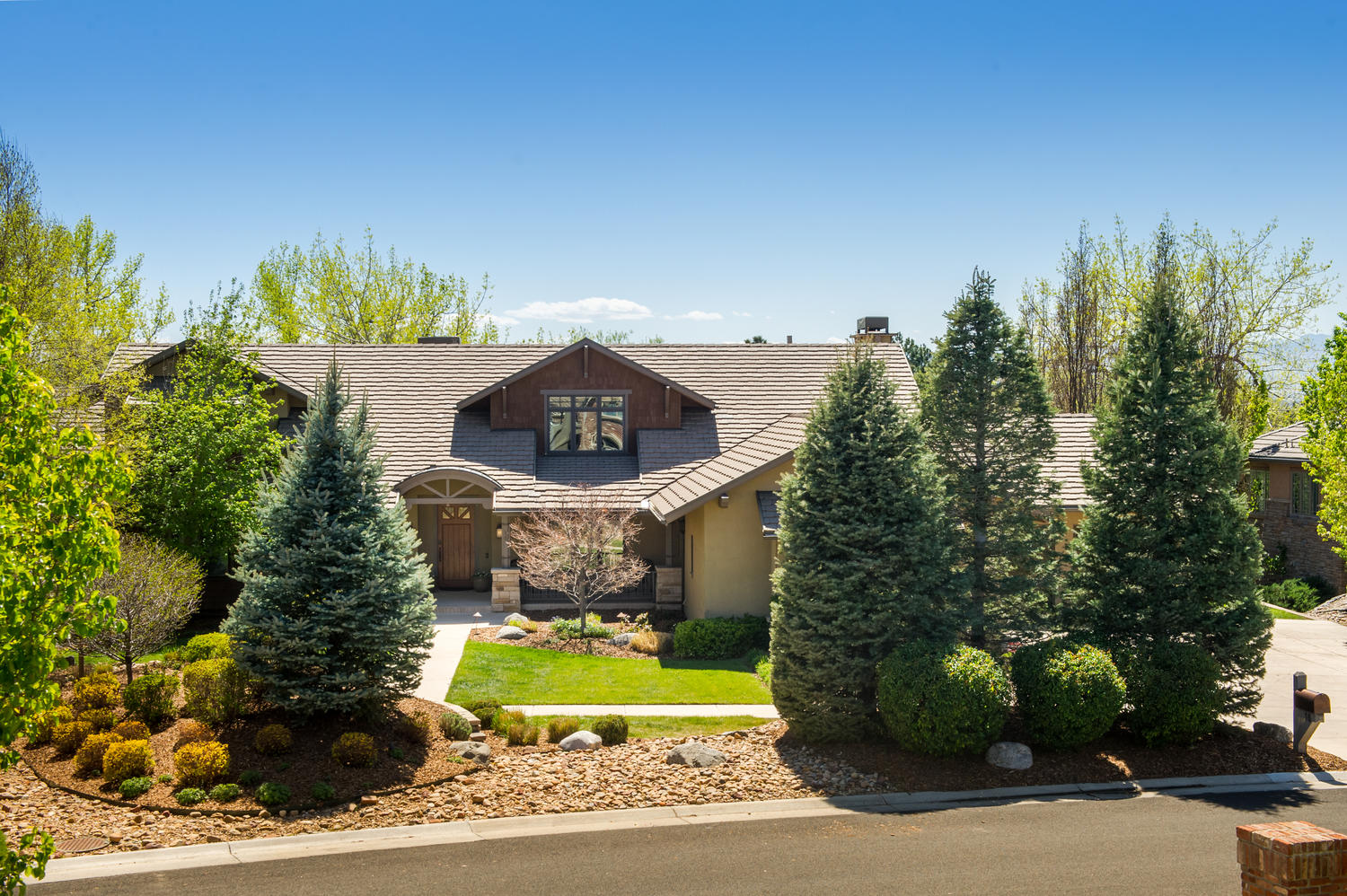 Single Family Home for Active at Meticulously maintained Main floor Master home in Cherry Hills Village 15 Covington Street Cherry Hills Village, Colorado 80113 United States