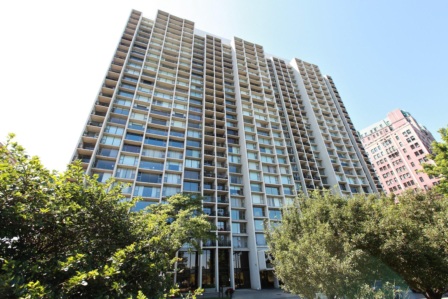 コンドミニアム のために 売買 アット Beautiful Condo at the Harbor House 3200 N Lake Shore Drive Unit 610 Lakeview, Chicago, イリノイ, 60657 アメリカ合衆国