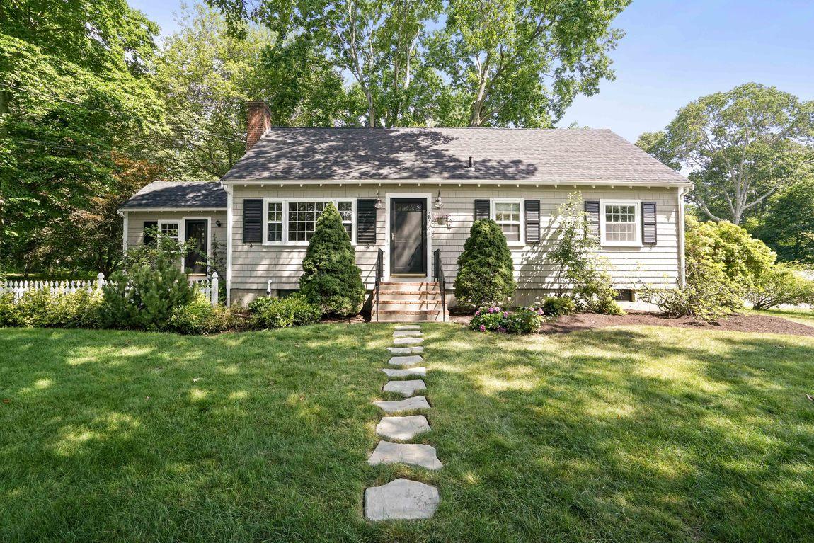 独户住宅 为 销售 在 Cape 29 Oakhurst Rd 斯基尤特, 马萨诸塞州, 02066 美国