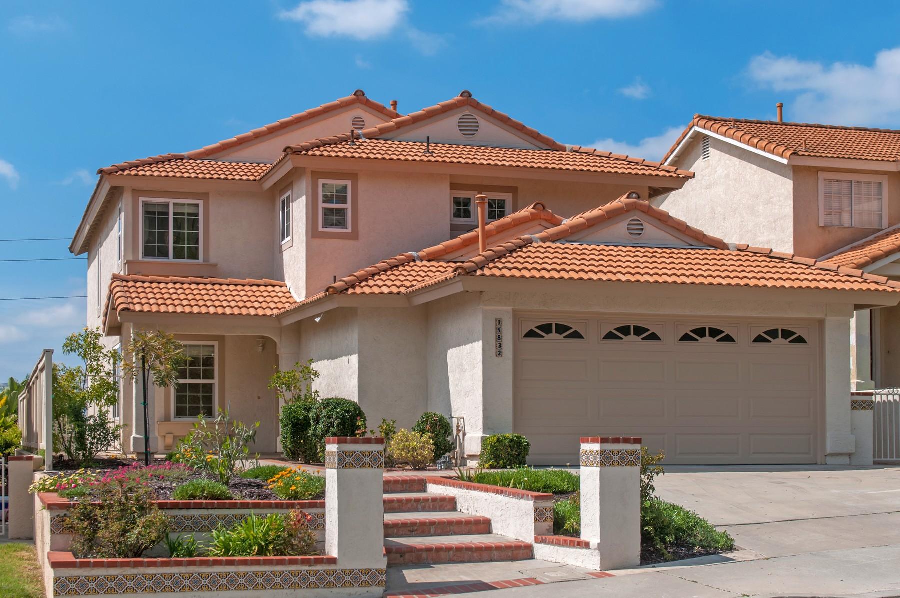 Maison unifamiliale pour l Vente à 15832 Camino Crisalida San Diego, Californie, 92127 États-Unis