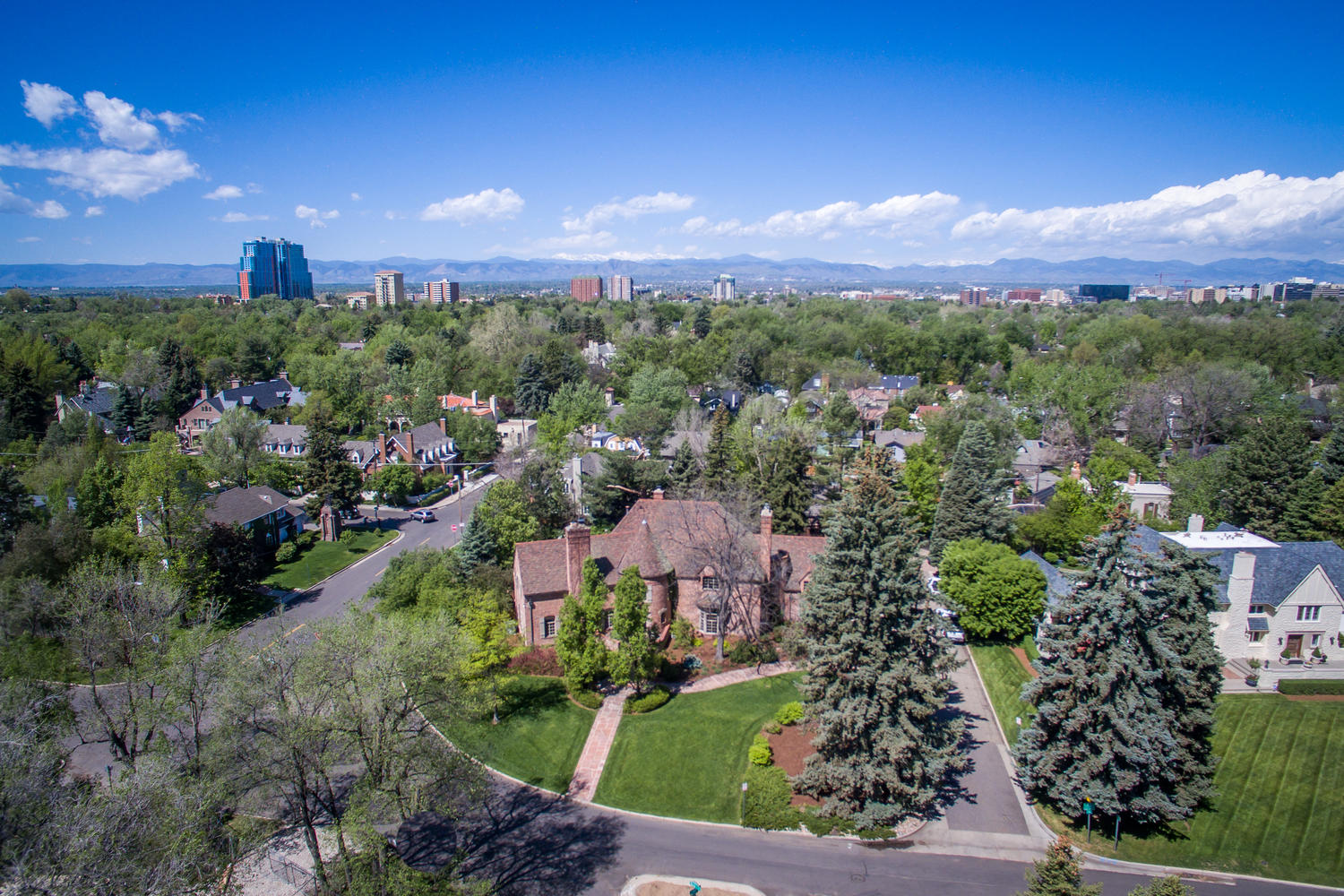 Additional photo for property listing at Historic 1933 Tudor in Country Club 401 Race Street Denver, Colorado 80206 United States