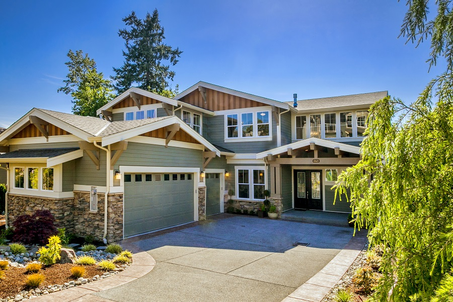 Maison unifamiliale pour l Vente à Vista View Estates 10615 154th Place NE Redmond, Washington 98052 États-Unis