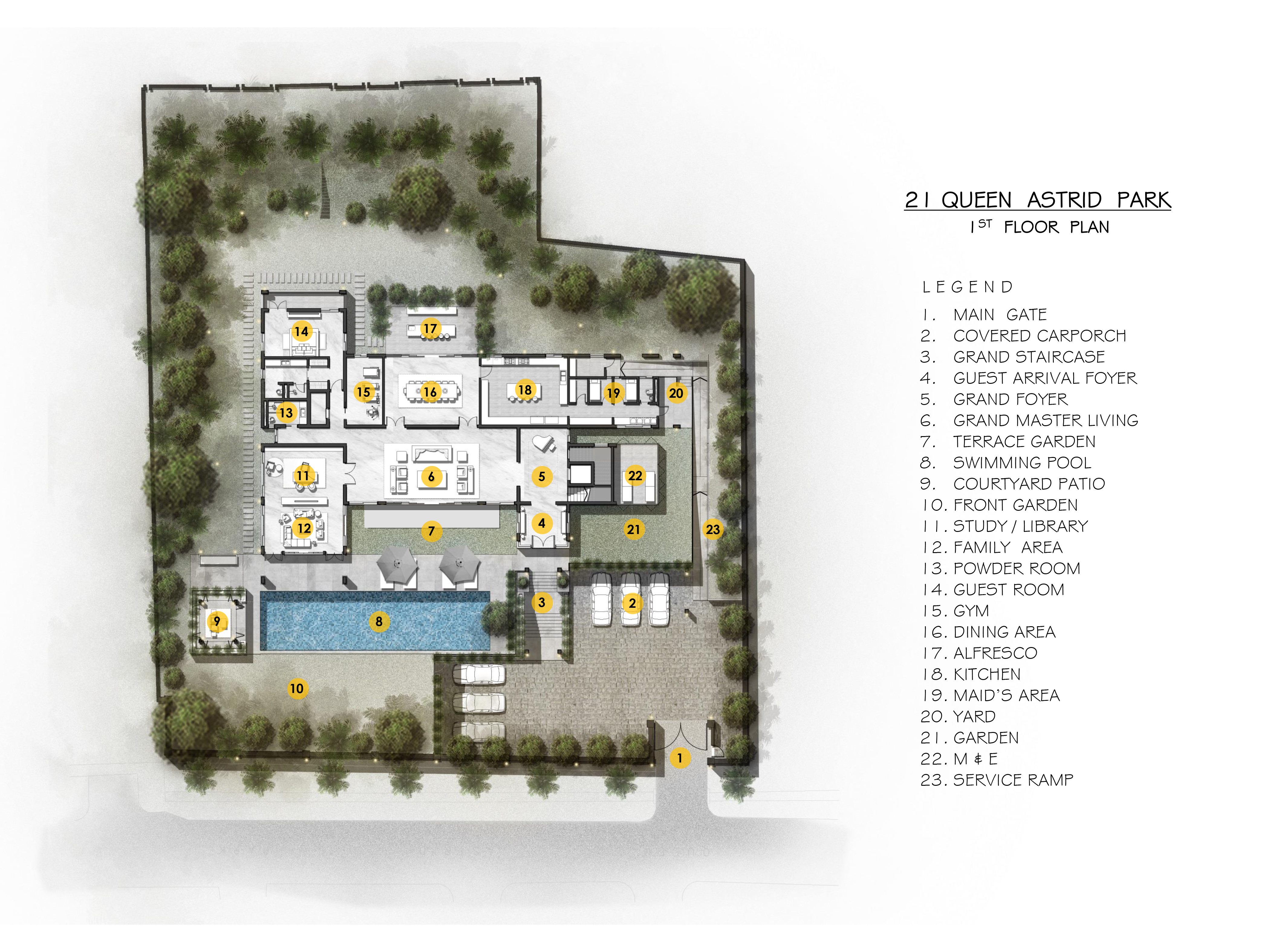 Other Residential for Sale at Luxury On A Class Of Its Own - Queen Astrid Park Singapore, Cities In Singapore Singapore