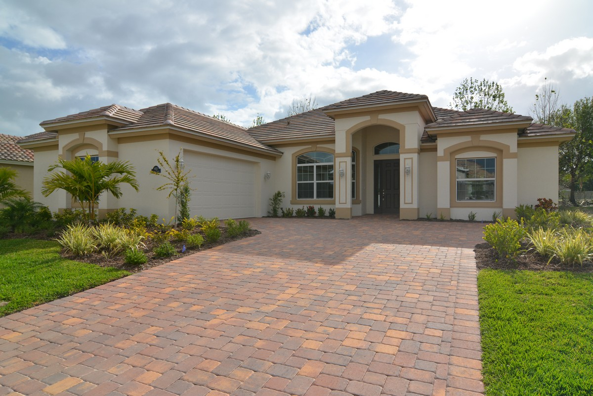 Single Family Home for Sale at Avalon Model Home - Ready This Fall 6133 Graysen Square Vero Beach, Florida, 32967 United States