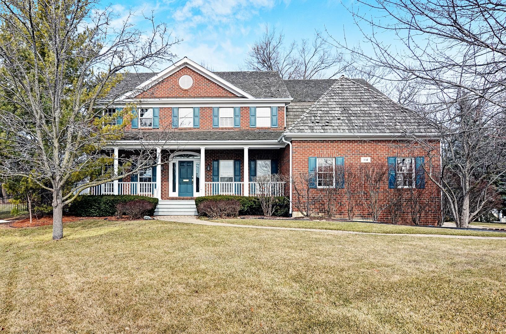 獨棟家庭住宅 為 出售 在 114 Allen Court Clarendon Hills, 伊利諾斯州, 60514 美國