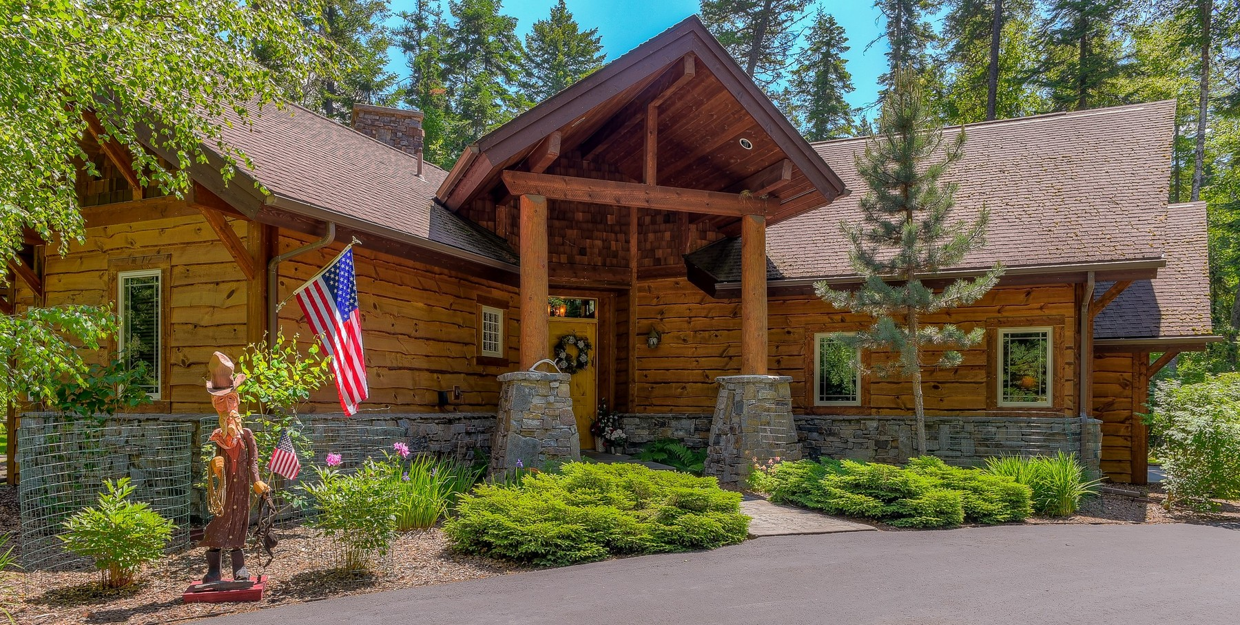 Additional photo for property listing at 12336 Swan Landing, Bigfork, MT 59911 12336  Swan Bigfork, Montana 59911 United States