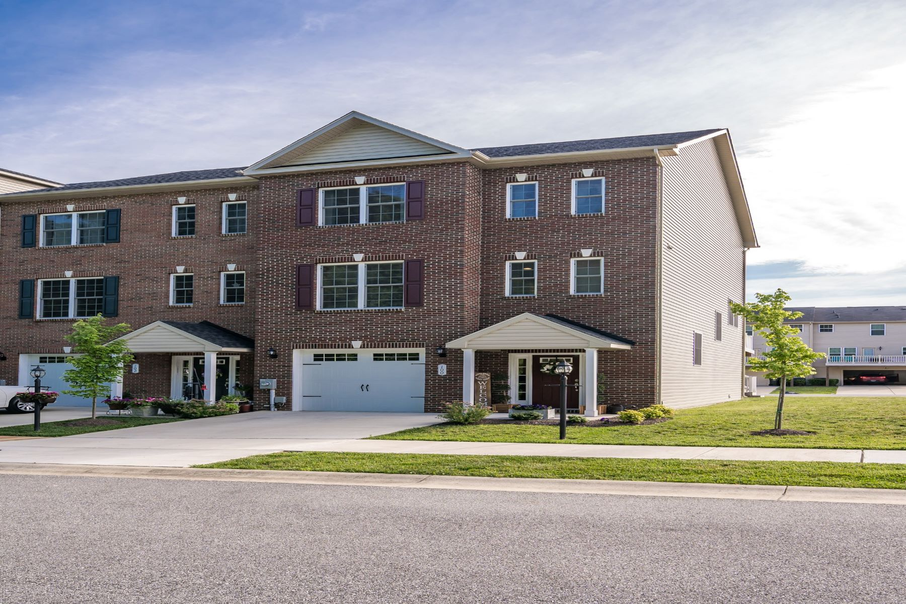 townhouses for Active at Agricopia 100 Sorghum Place La Plata, Maryland 20646 United States
