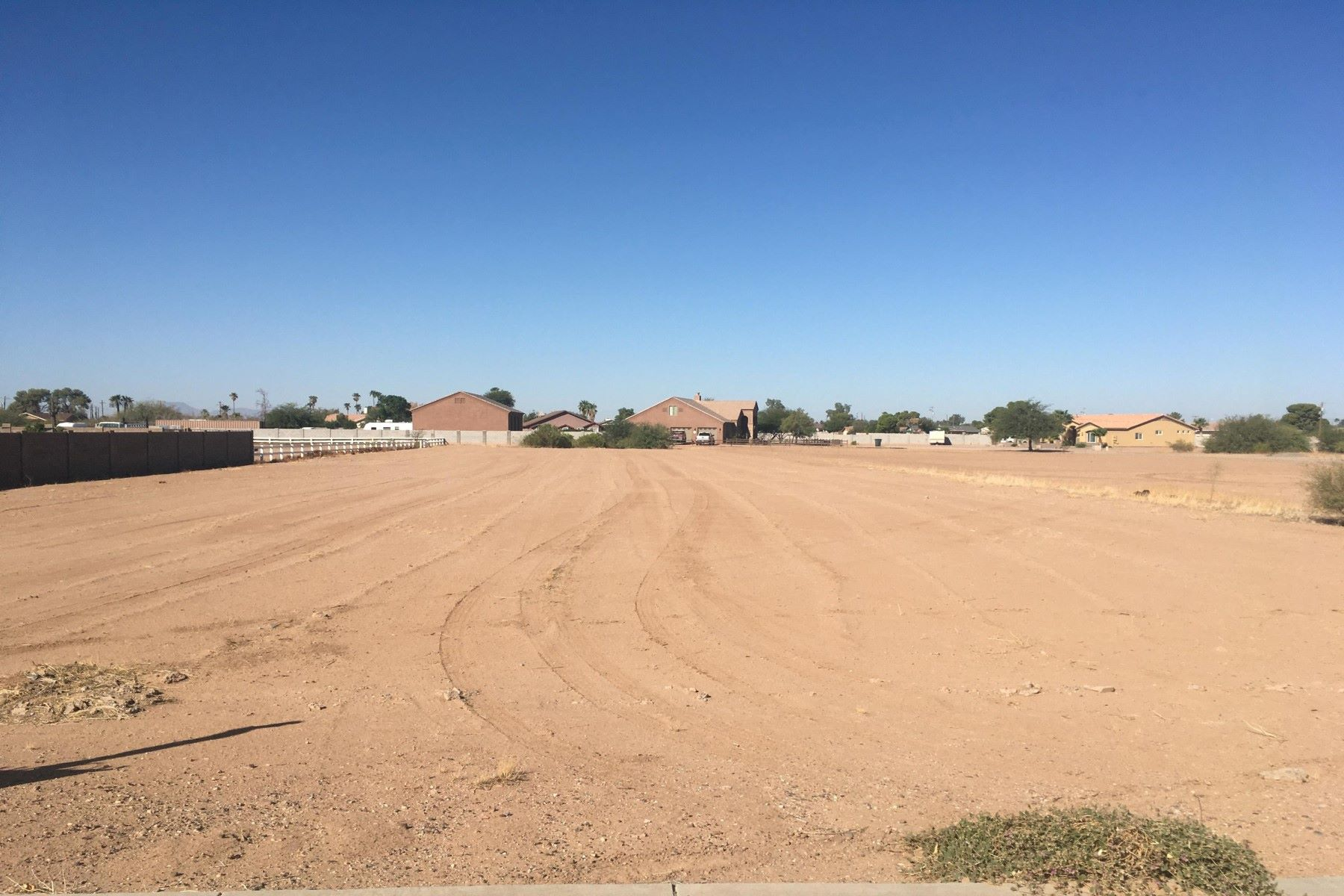 Land for Active at 149 N POTTEBAUM RD Casa Grande, Arizona 85122 United States