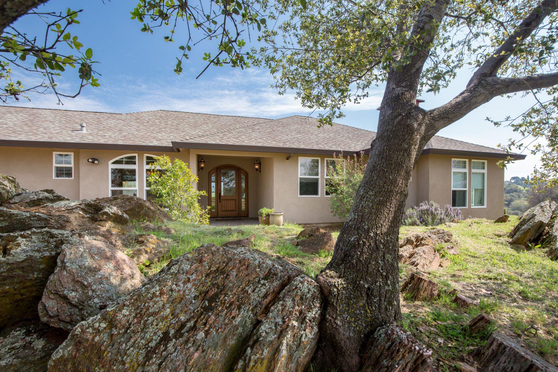 Maison unifamiliale pour l Vente à 5545 Running Ridge Plymouth, Californie 95669 États-Unis
