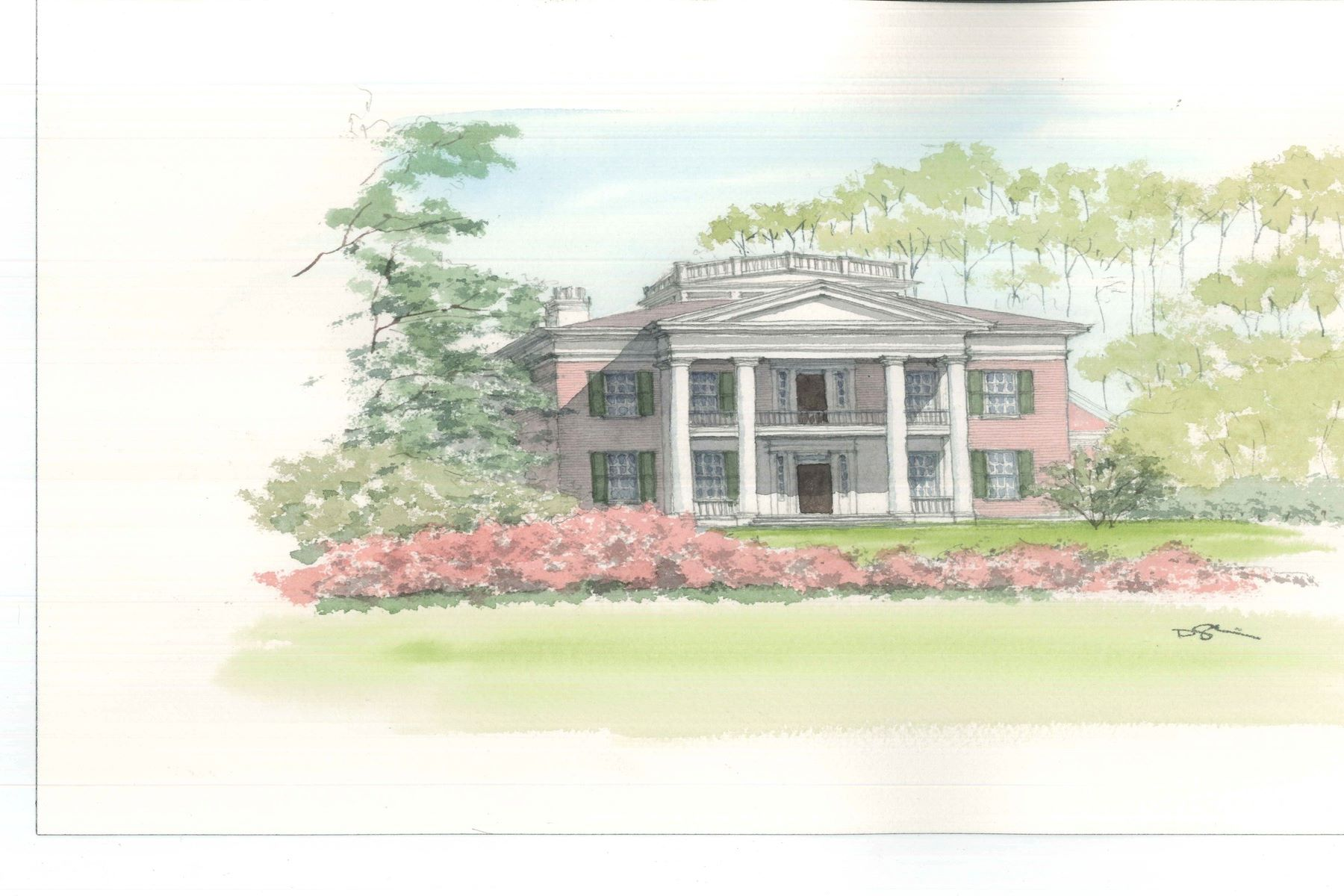 Villa per Vendita alle ore Stunning Colonial Home Built by award winning Cablik Enterprises 5146 Timber Ridge Road Marietta, Georgia, 30068 Stati Uniti
