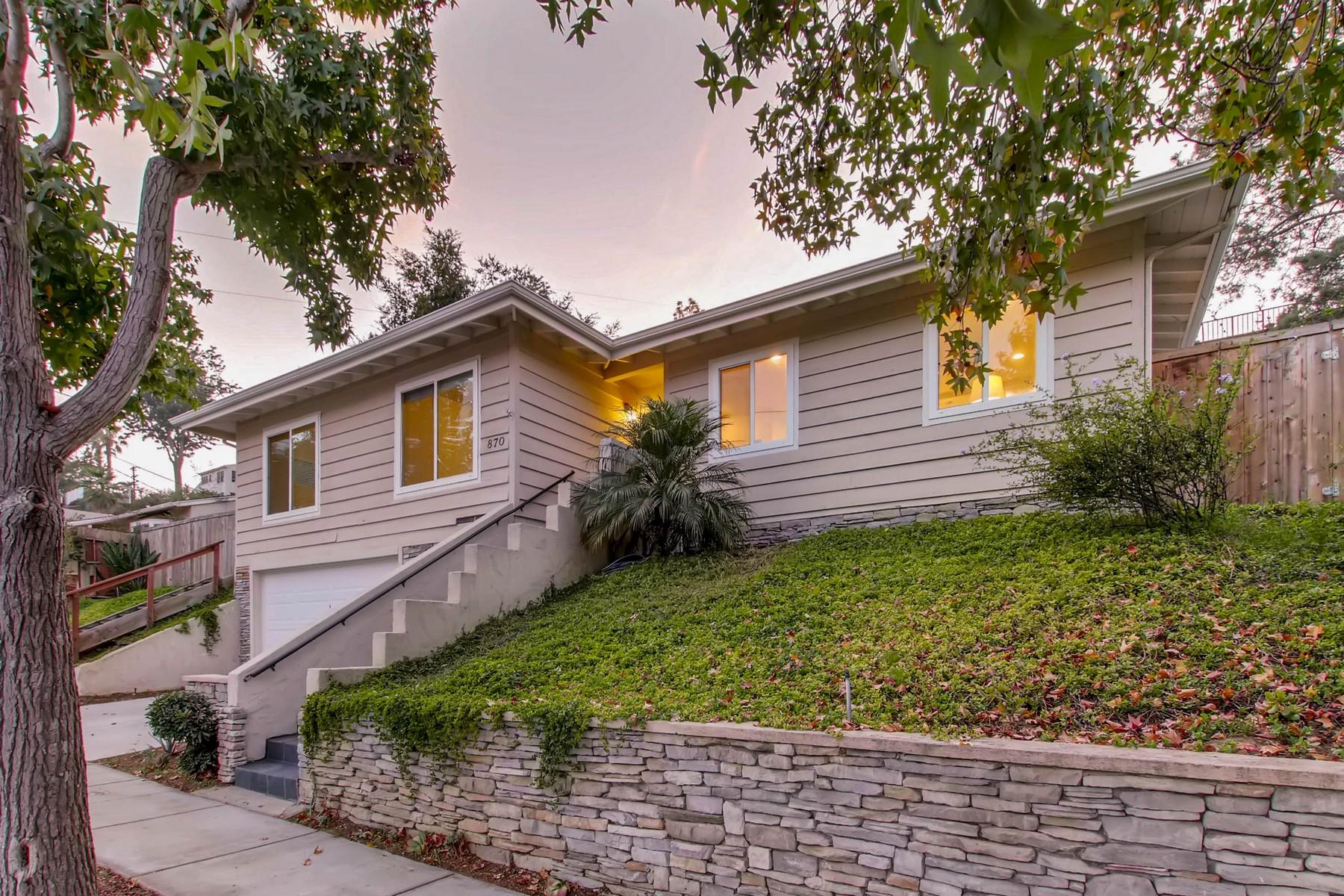 واحد منزل الأسرة للـ Sale في 870 Gage Dr San Diego, California, 92106 United States
