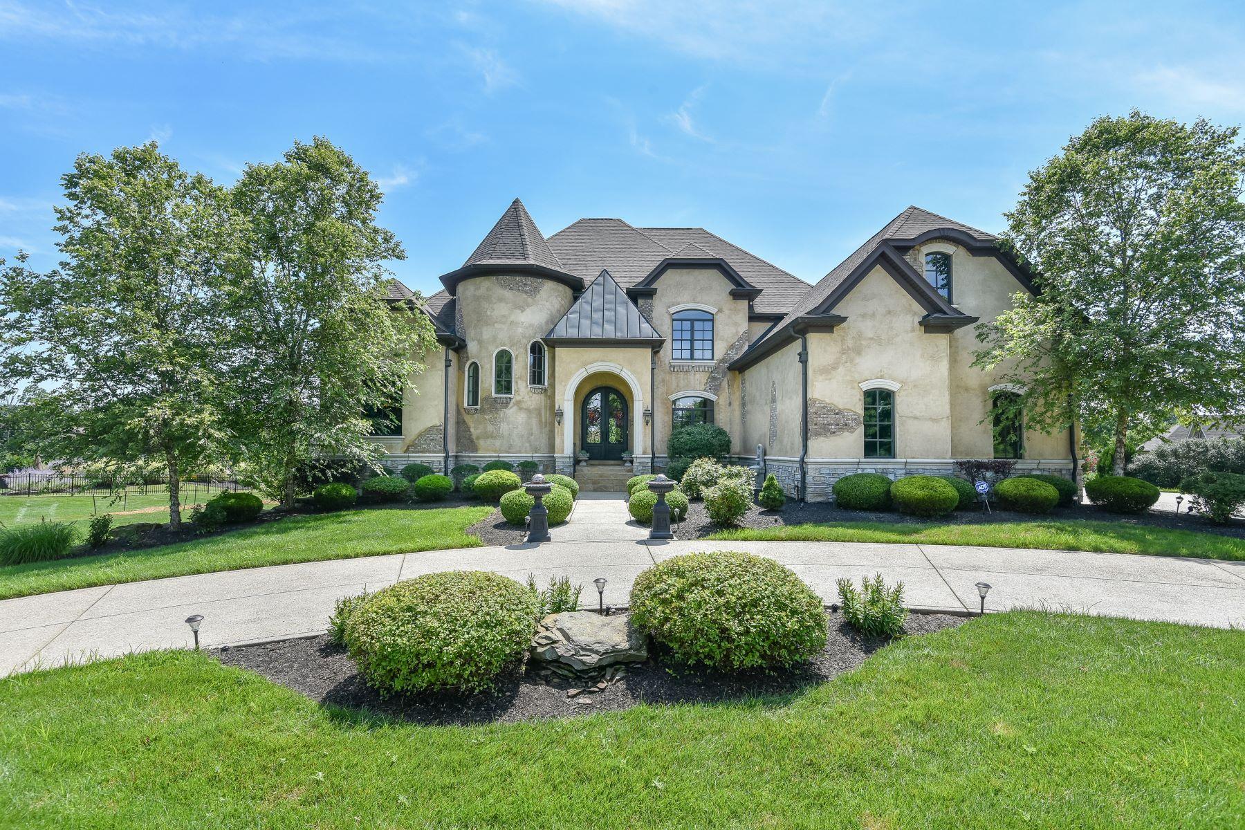 Single Family Homes pour l Vente à 1002 Poplar Pointe Way Goshen, Kentucky 40026 États-Unis