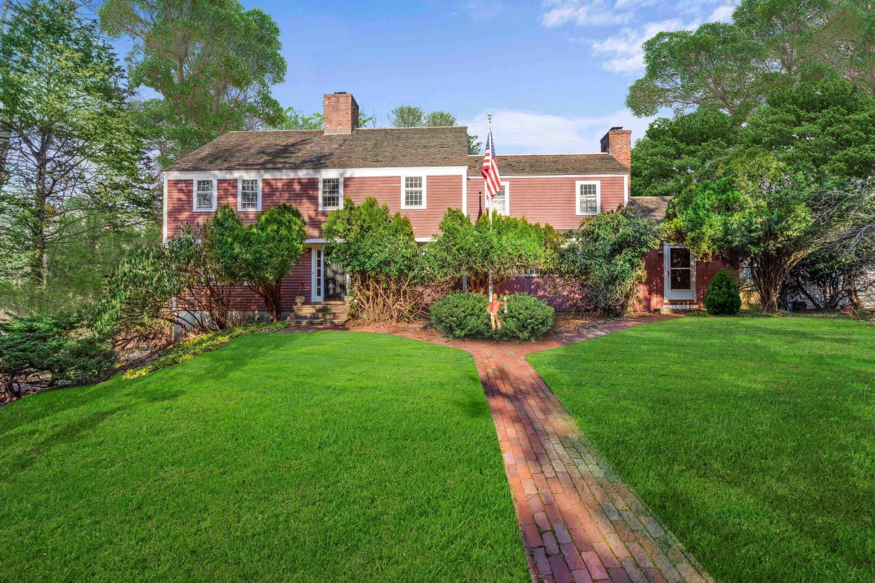 Single Family Homes για την Πώληση στο Hingham, Μασαχουσετη 02043 Ηνωμένες Πολιτείες