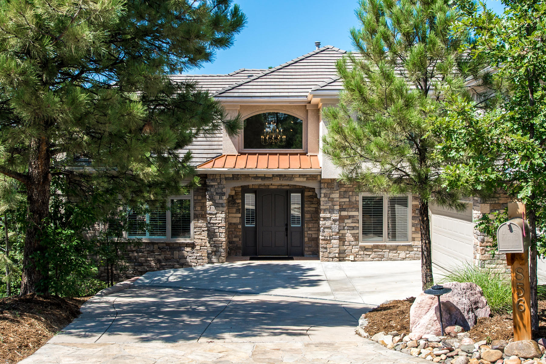 Single Family Home for Sale at 856 Swandyke Dr Castle Pines Village, Castle Rock, Colorado, 80108 United States