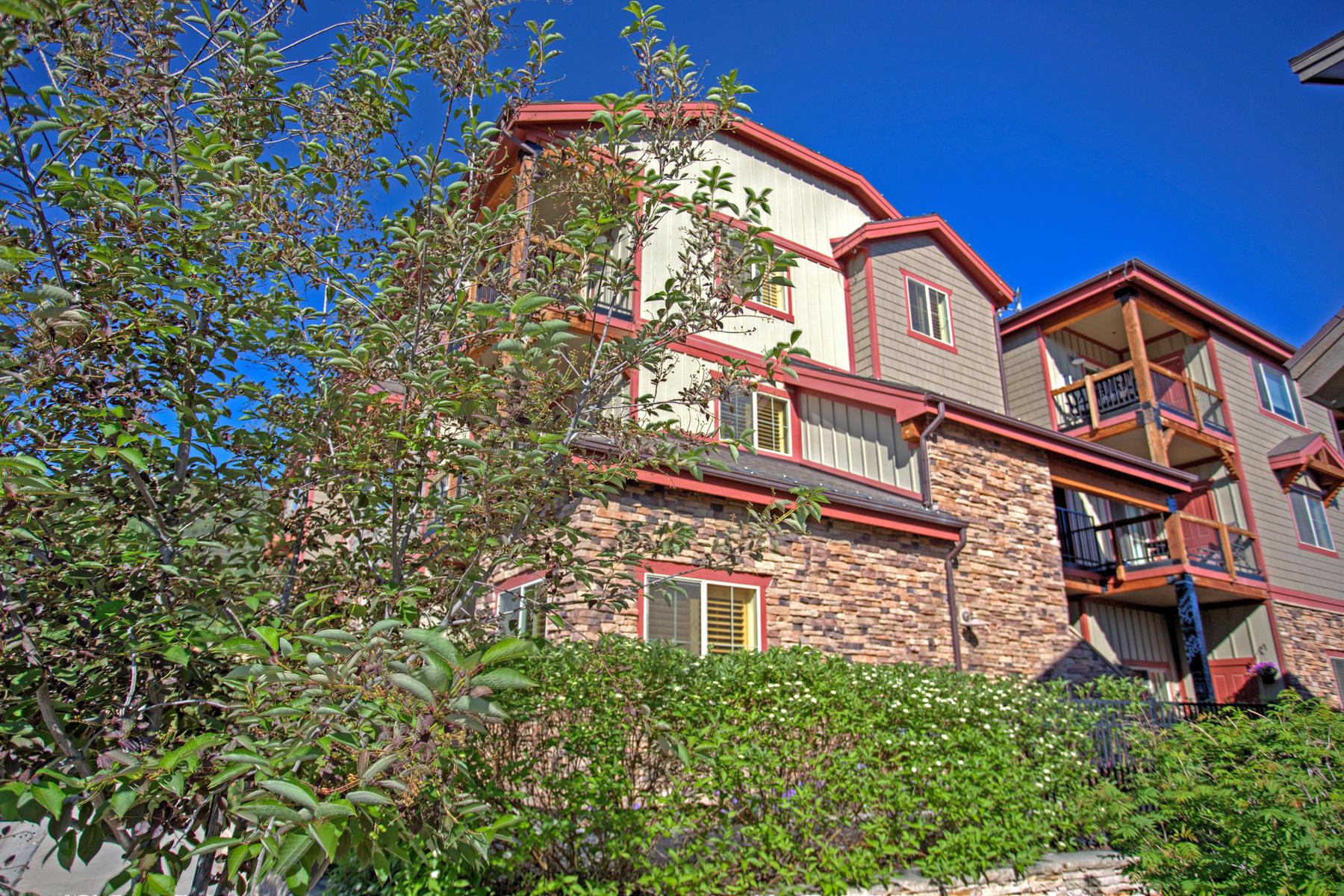 コンドミニアム のために 売買 アット Cute Courtyard Level Lodges at Bear Hollow Condo 5569 N Oslo Ln #3104 Park City, ユタ, 84098 アメリカ合衆国