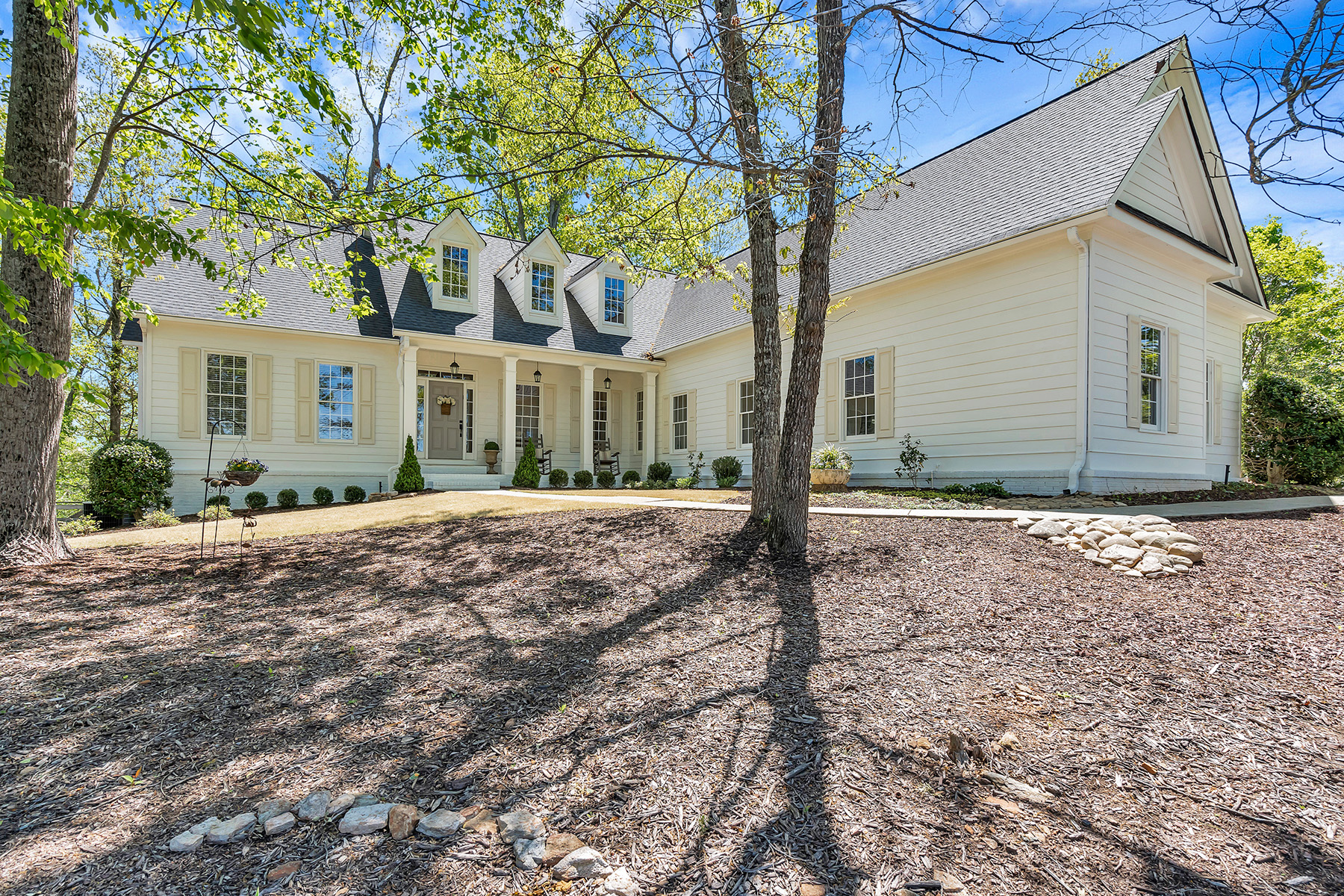 Single Family Homes for Sale at A Breathtaking Renovation In Canton's Hickory Woods 1020 Hickory Woods Way Canton, Georgia 30115 United States