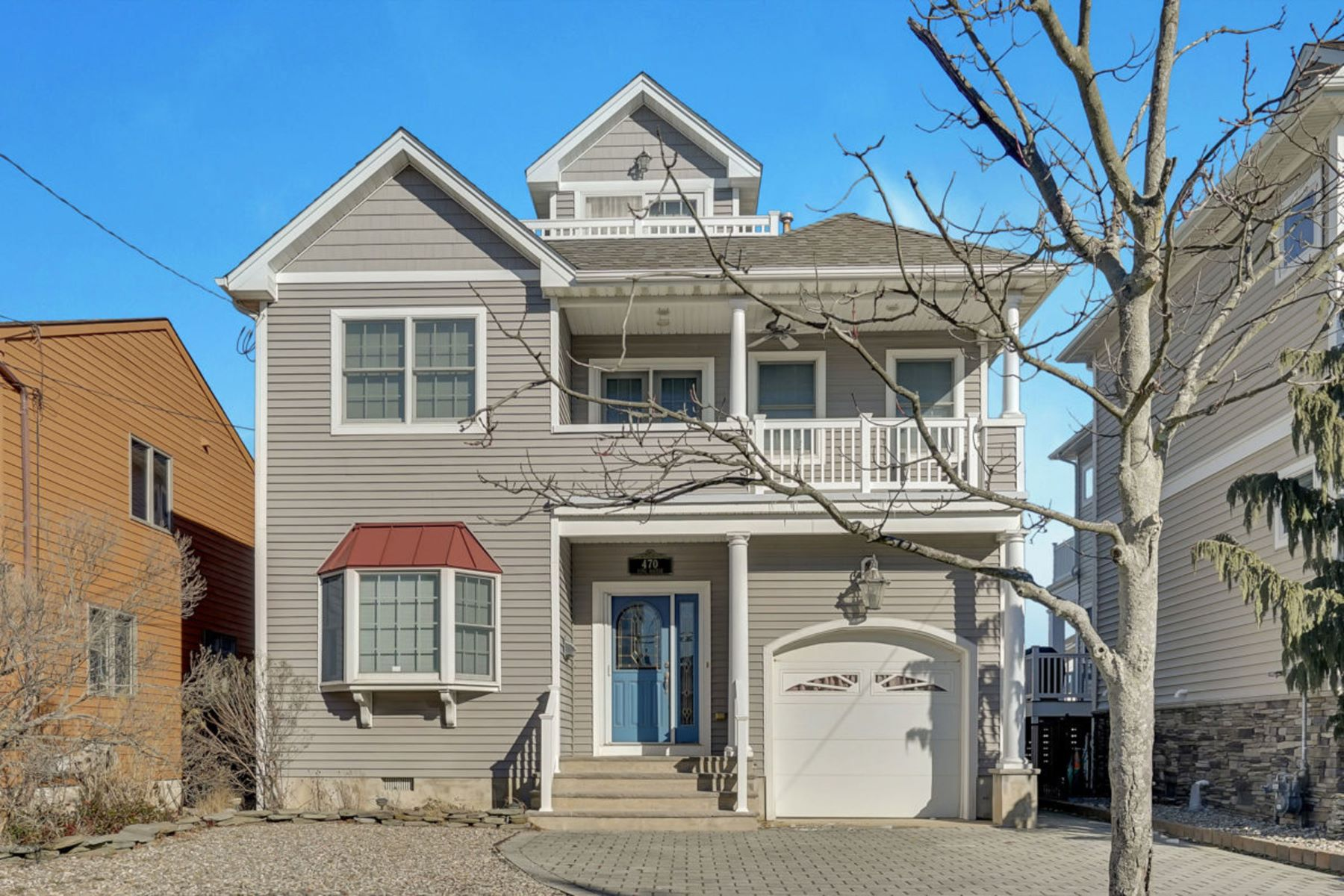 Single Family Home for Sale at Close to Beach 470 Long Ave, Manasquan, New Jersey 08736 United States