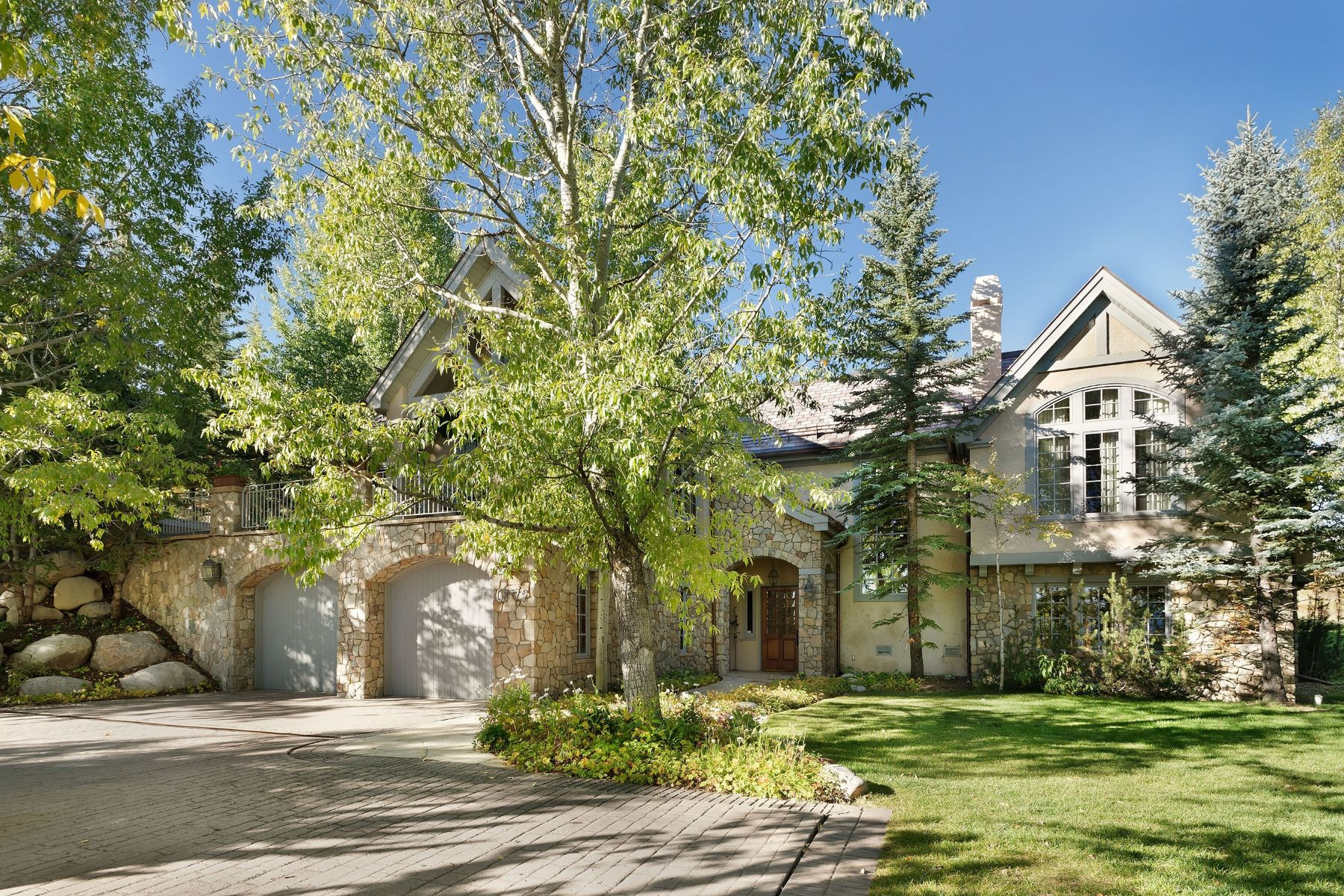 Single Family Home for Sale at Snowmass Village Retreat 179 Divide Drive Snowmass Village, Colorado 81615 United States