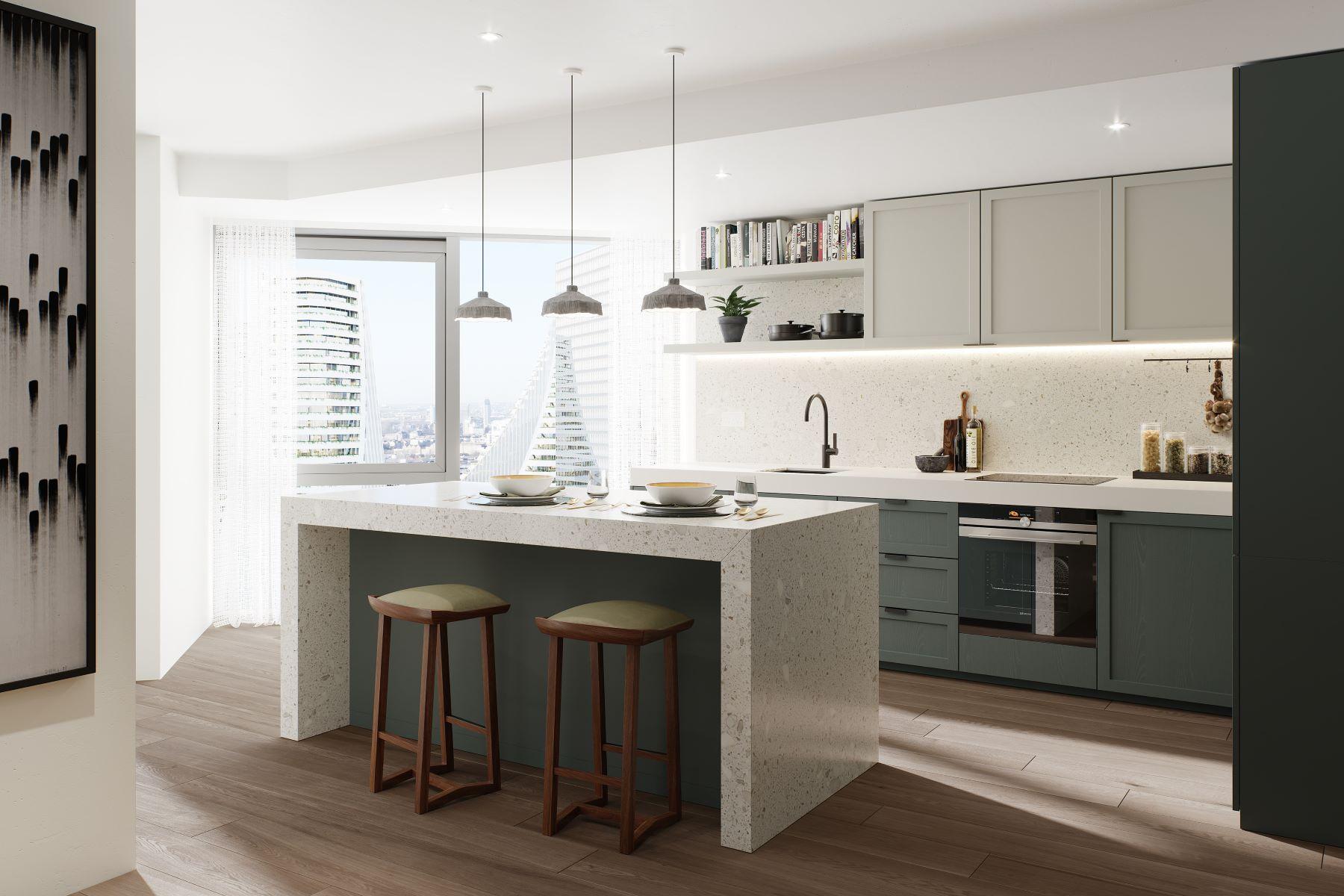 Apartments for Sale at Greenwich Peninsula Building 3 (10.06), Upper Riverside London, England SE10 0SQ United Kingdom