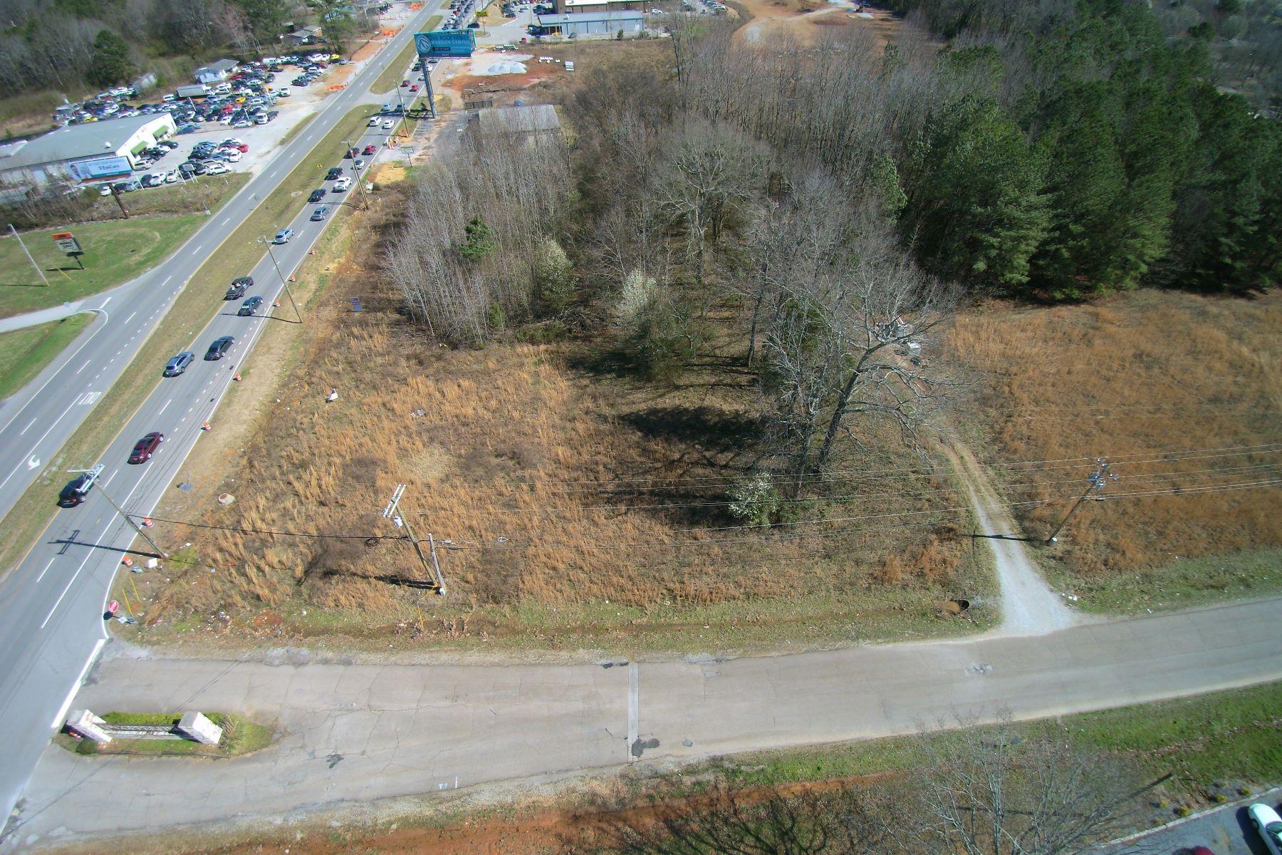 Land for Active at 0 Highway 72 West Madison, Alabama 35756 United States