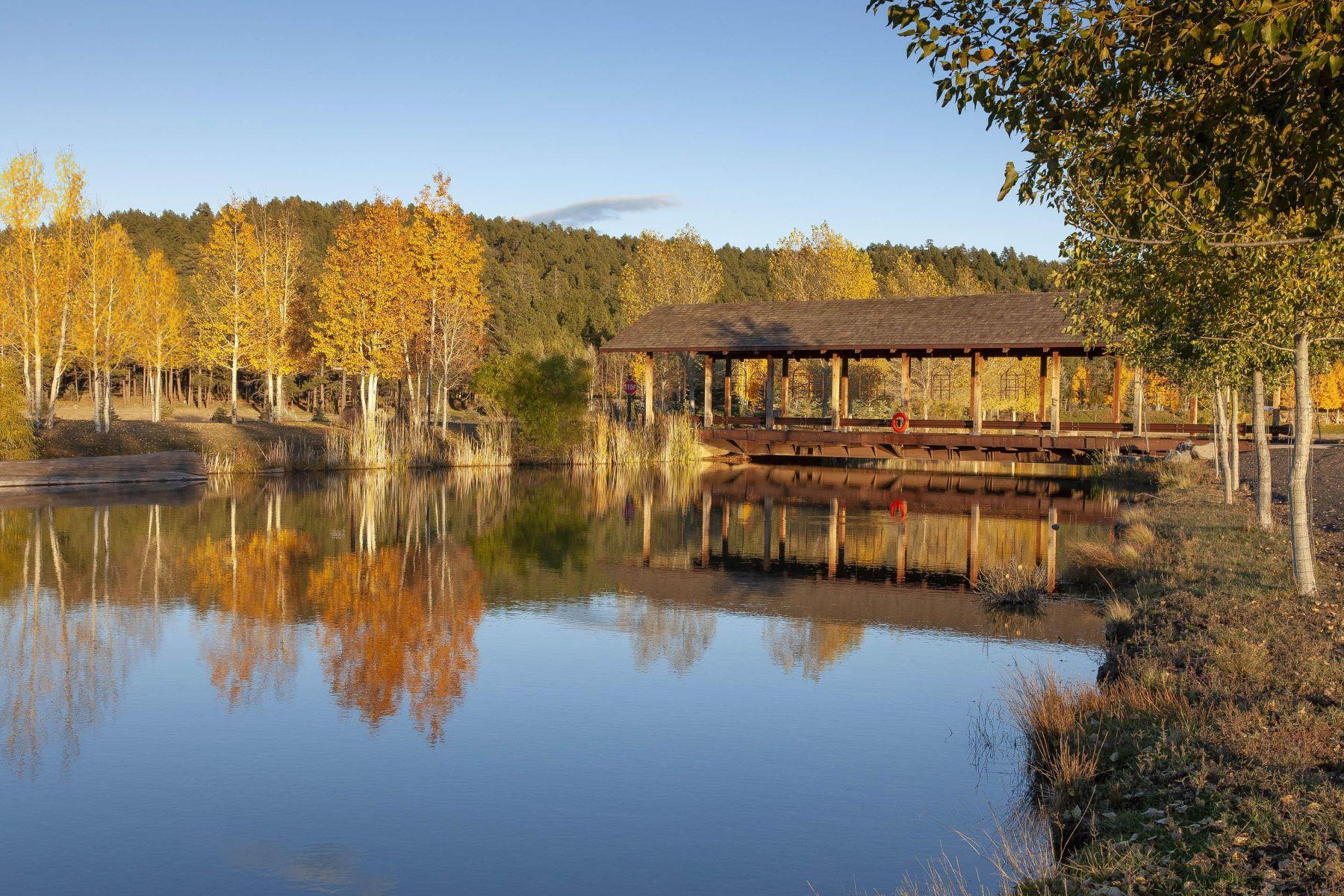 Terreno por un Venta en Foxboro Ranch Estates 252 W DAWN CIR 35 Munds Park, Arizona 86017 Estados Unidos