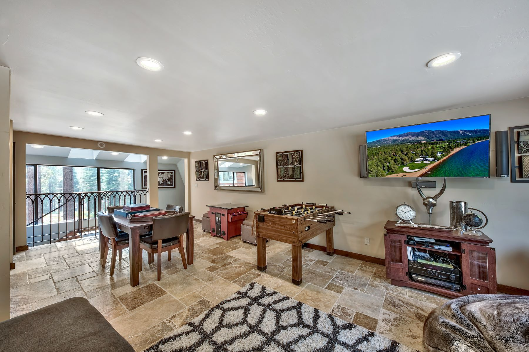 Additional photo for property listing at Mountain Gem Backing Forest 2115 Marshal Trail South Lake Tahoe, California 96150 United States