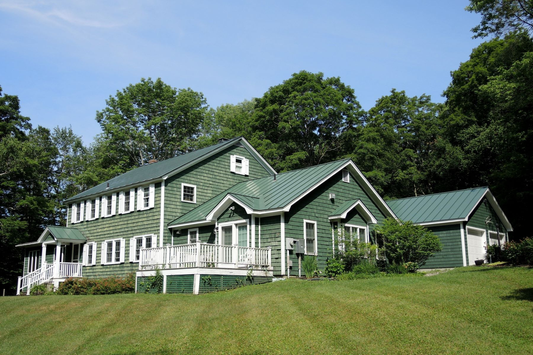 Single Family Home for Sale at Two Home Barstow Estate 49/51 Dam Rd Chittenden, Vermont 05737 United States