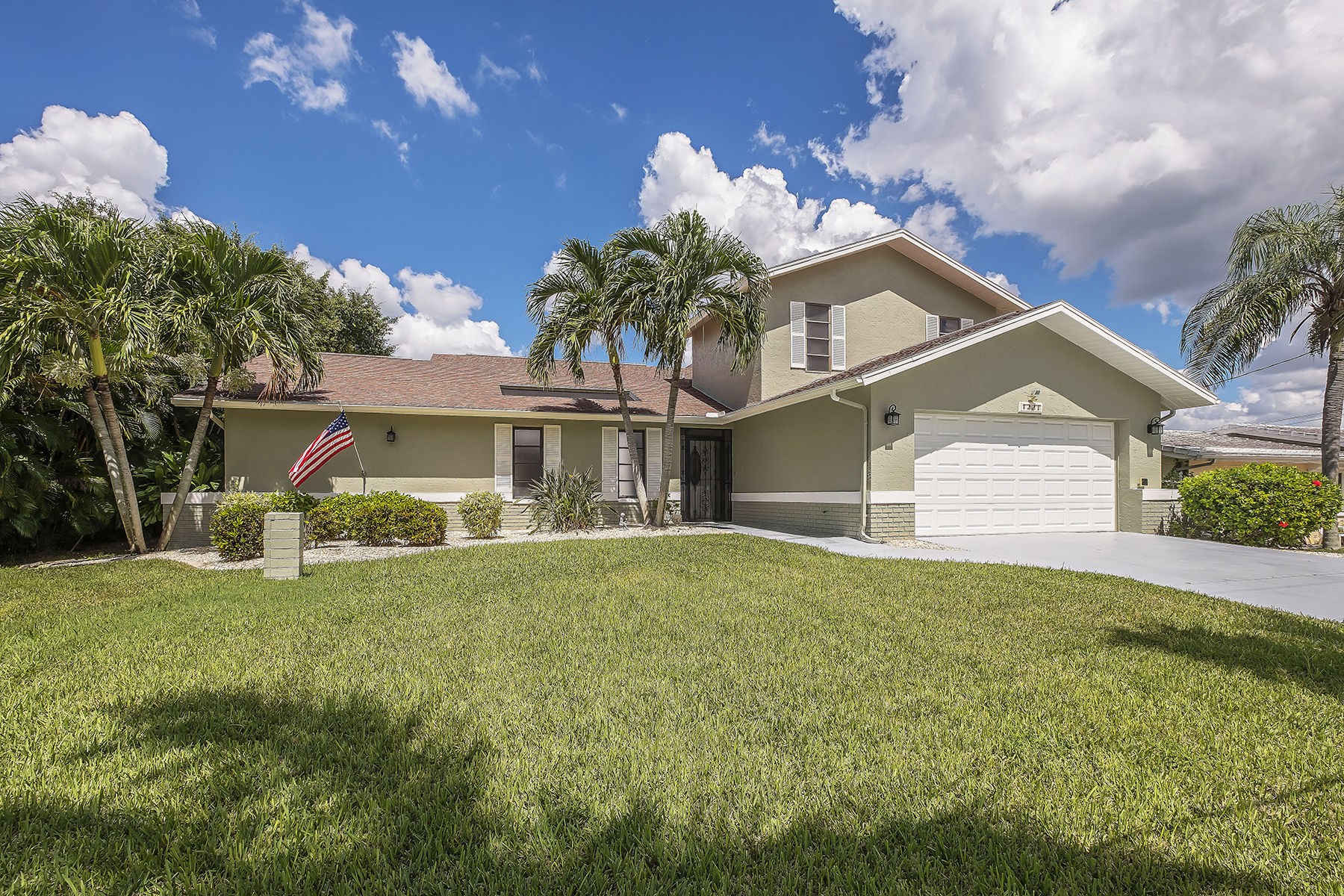 Single Family Home for Sale at CAPE CORAL 1221 El Dorado Pkwy E Cape Coral, Florida 33904 United States