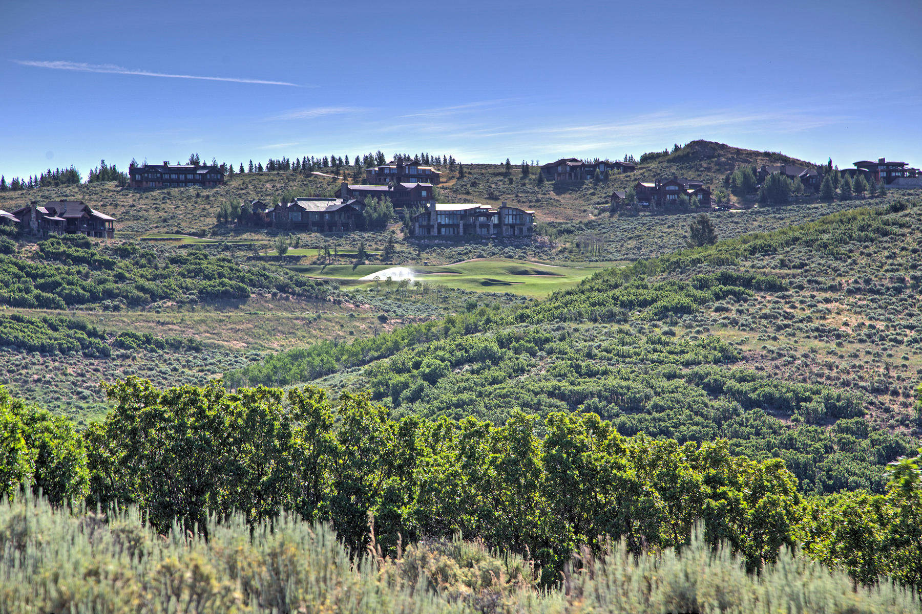 Additional photo for property listing at Promontory Ski and Golf Views 8710 N Promontory Ridge Dr Lot #2-10 Park City, Utah 84098 United States