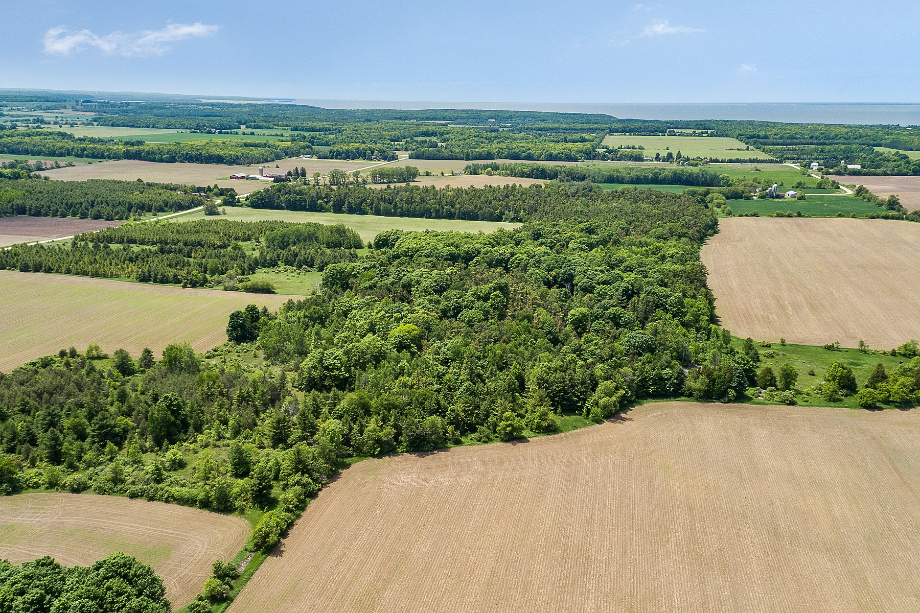 Land for Active at 554 Acres in Door County 5169 County Road I Sturgeon Bay, Wisconsin 54235 United States